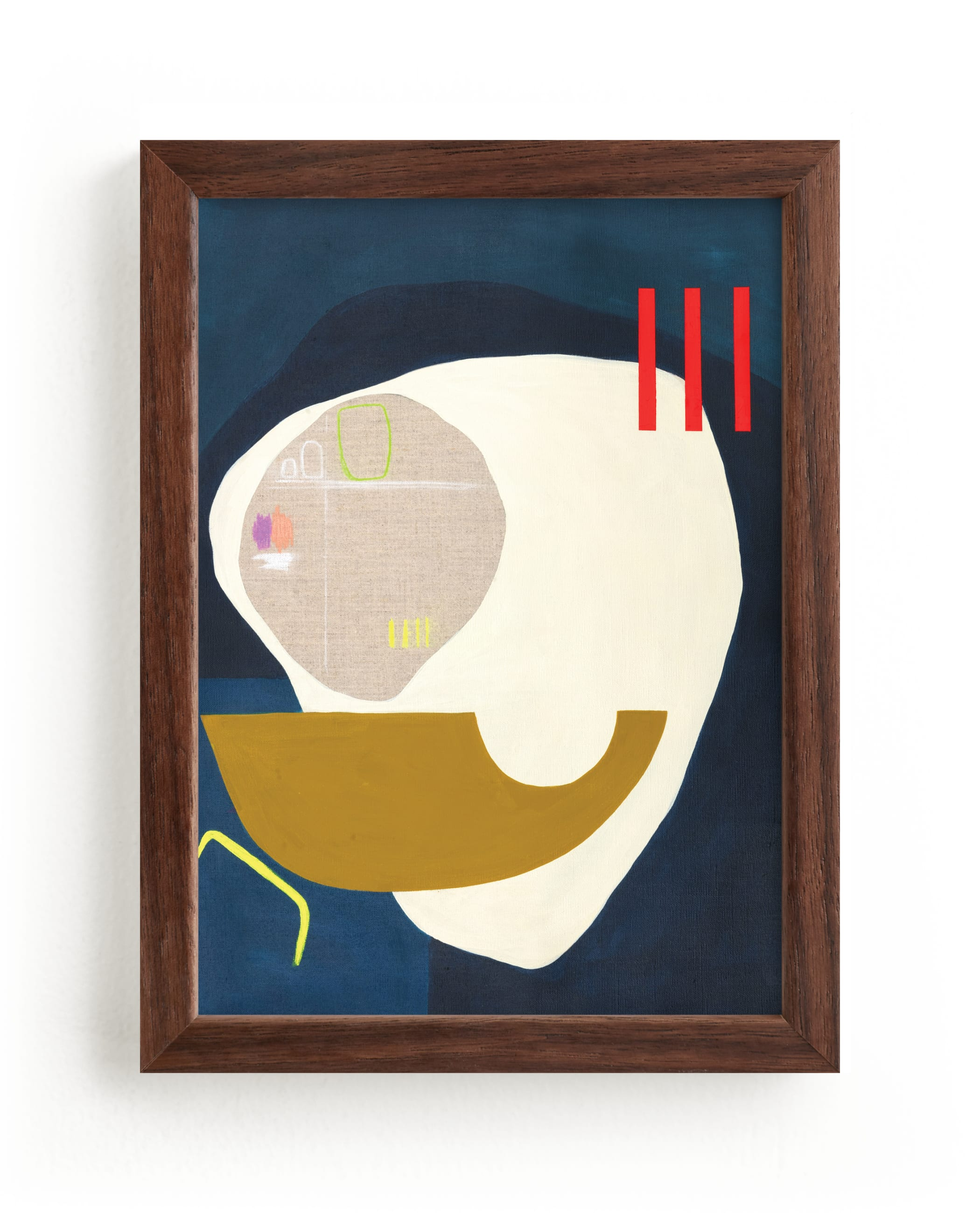 """""""CEPHEUS"""" - Limited Edition Art Print by Keren Toledano in beautiful frame options and a variety of sizes."""