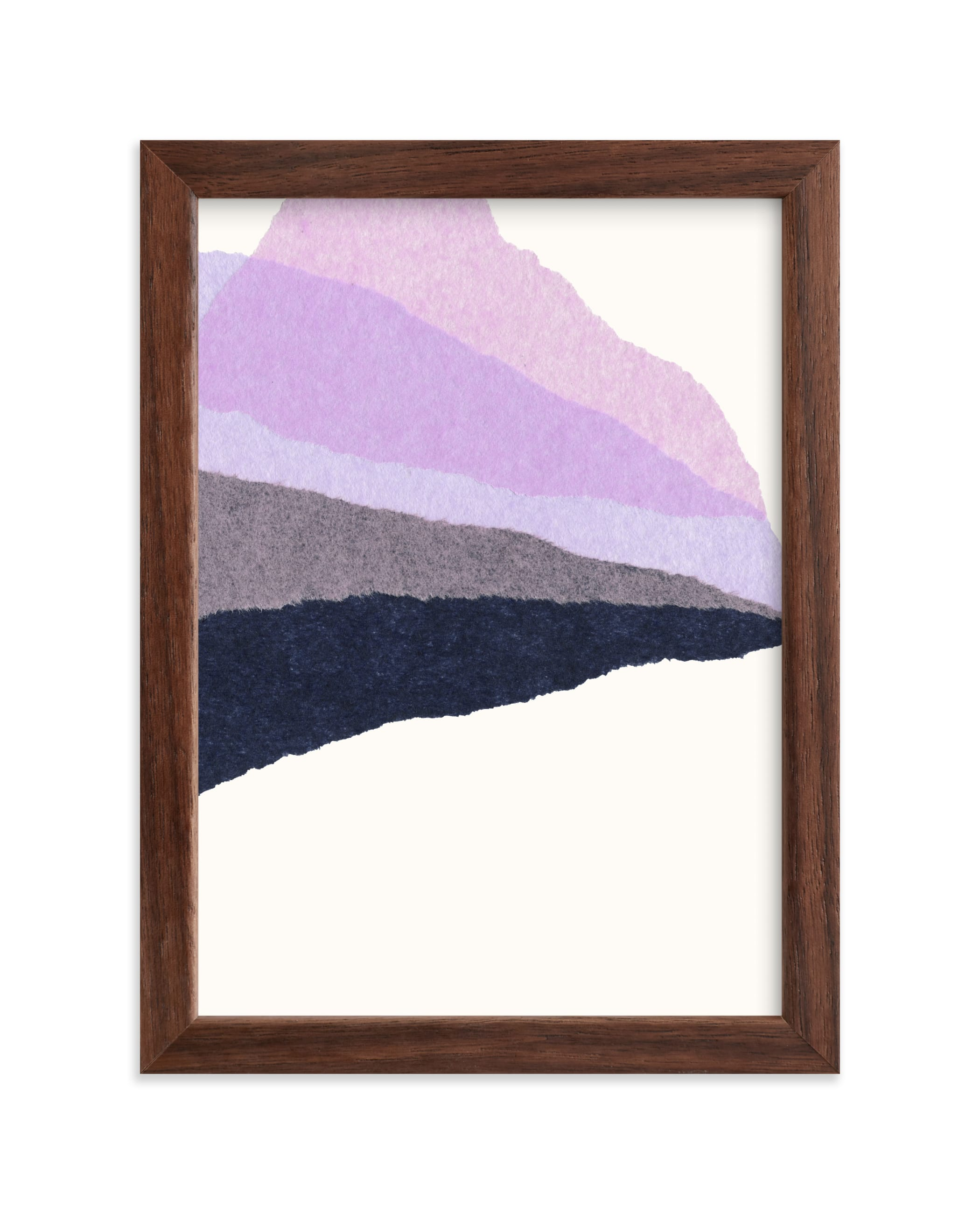 """""""divergent journey II"""" - Limited Edition Art Print by Carrie Moradi in beautiful frame options and a variety of sizes."""