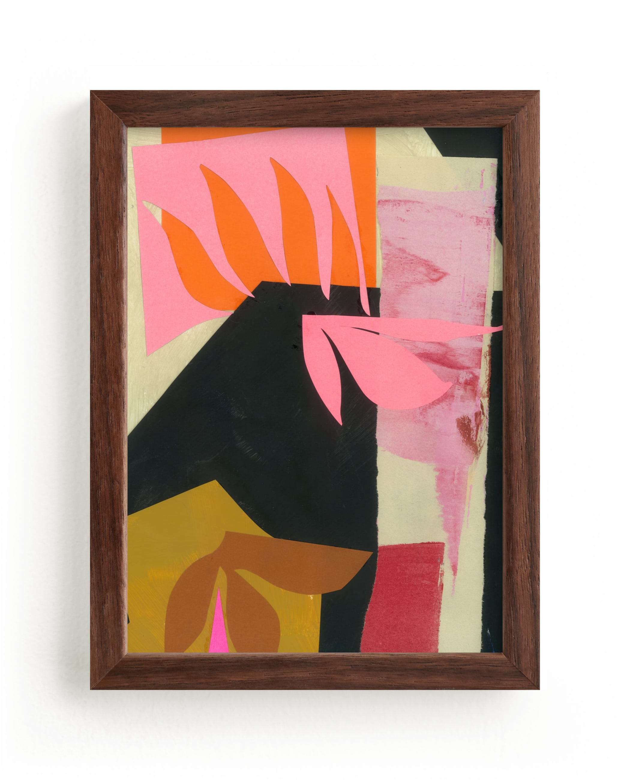 """""""Blaze"""" - Limited Edition Art Print by cyrille gulassa in beautiful frame options and a variety of sizes."""