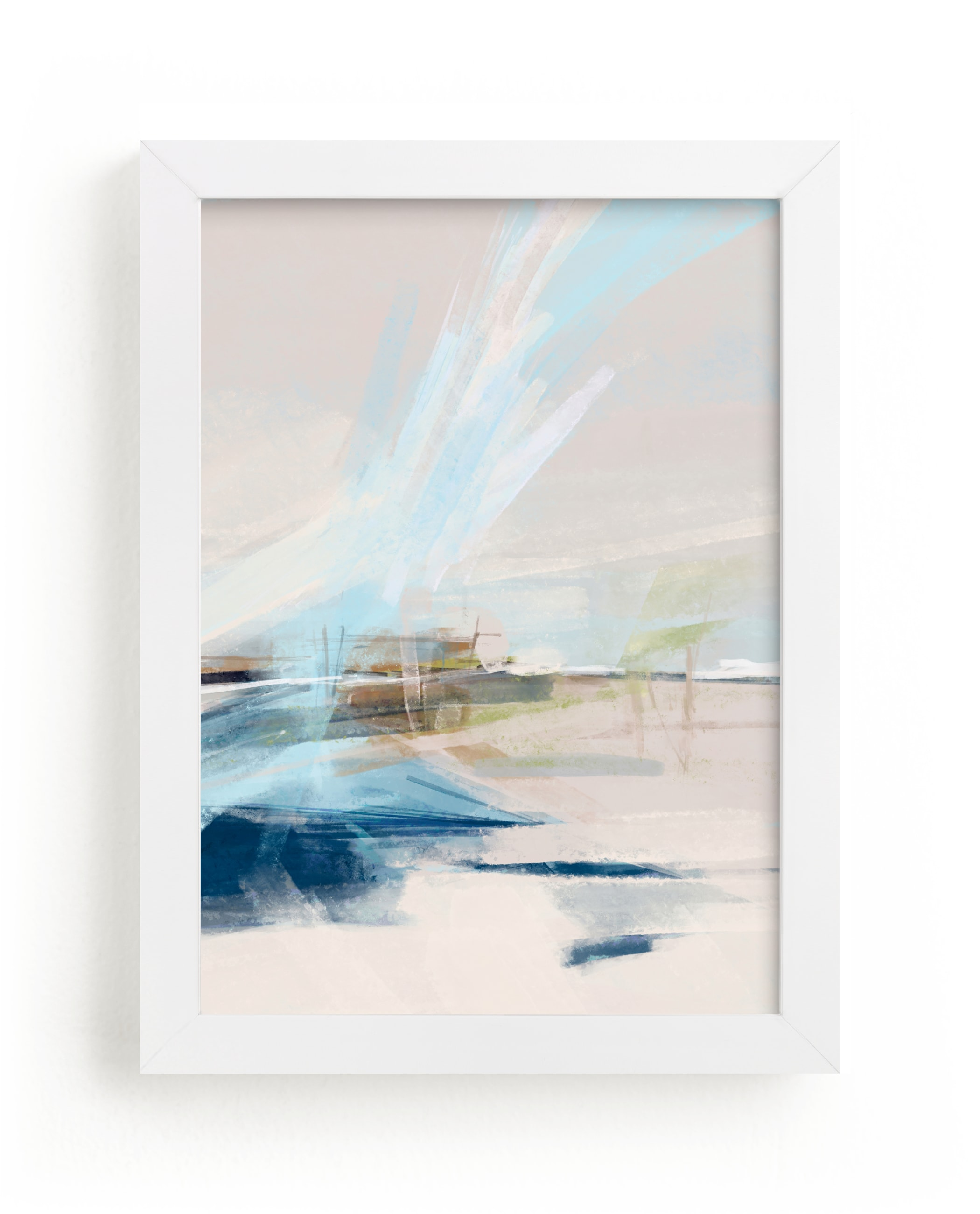 """""""hill house"""" - Limited Edition Art Print by Eric Ransom in beautiful frame options and a variety of sizes."""