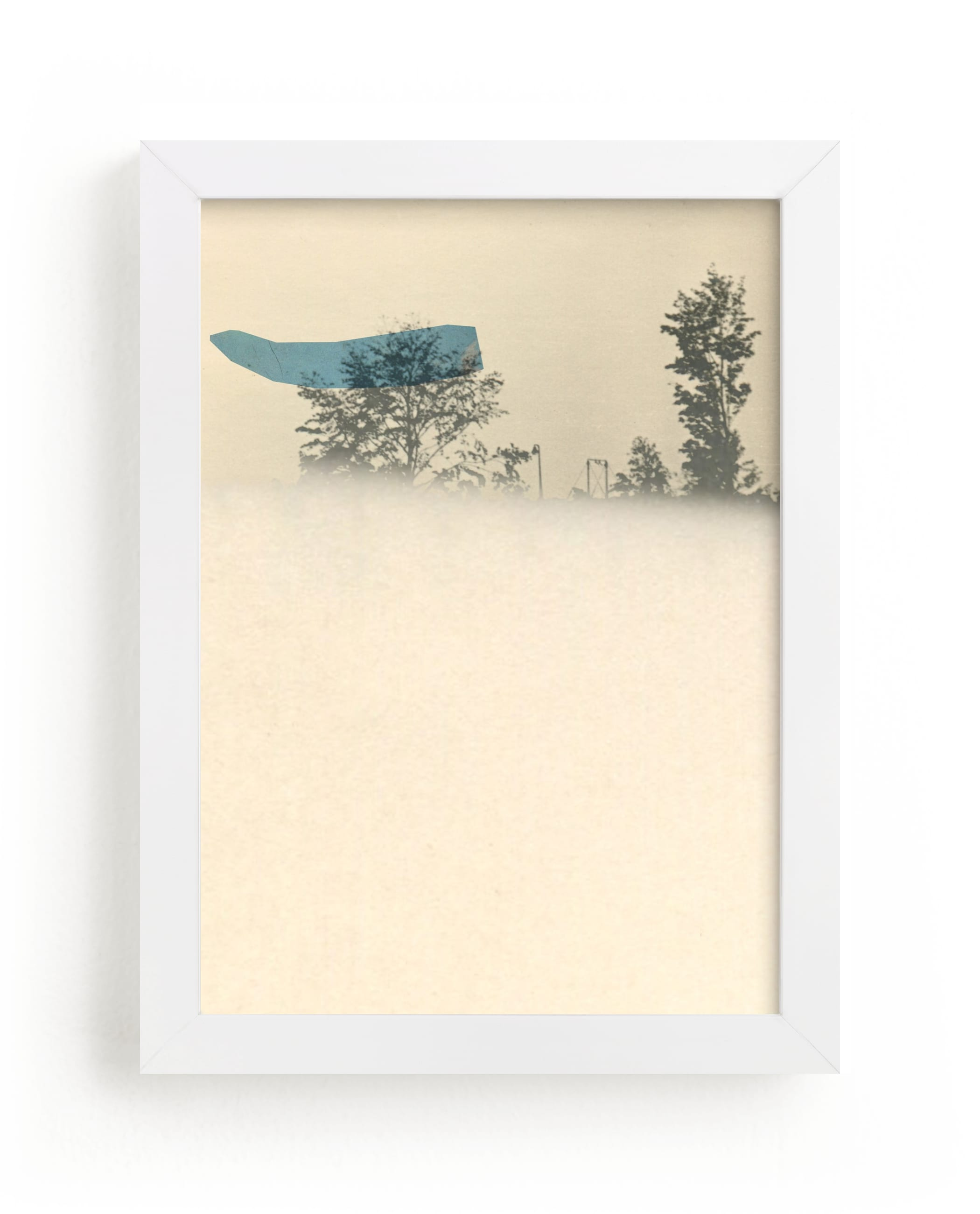 """""""what is invisible"""" - Limited Edition Art Print by Sumak Studio in beautiful frame options and a variety of sizes."""