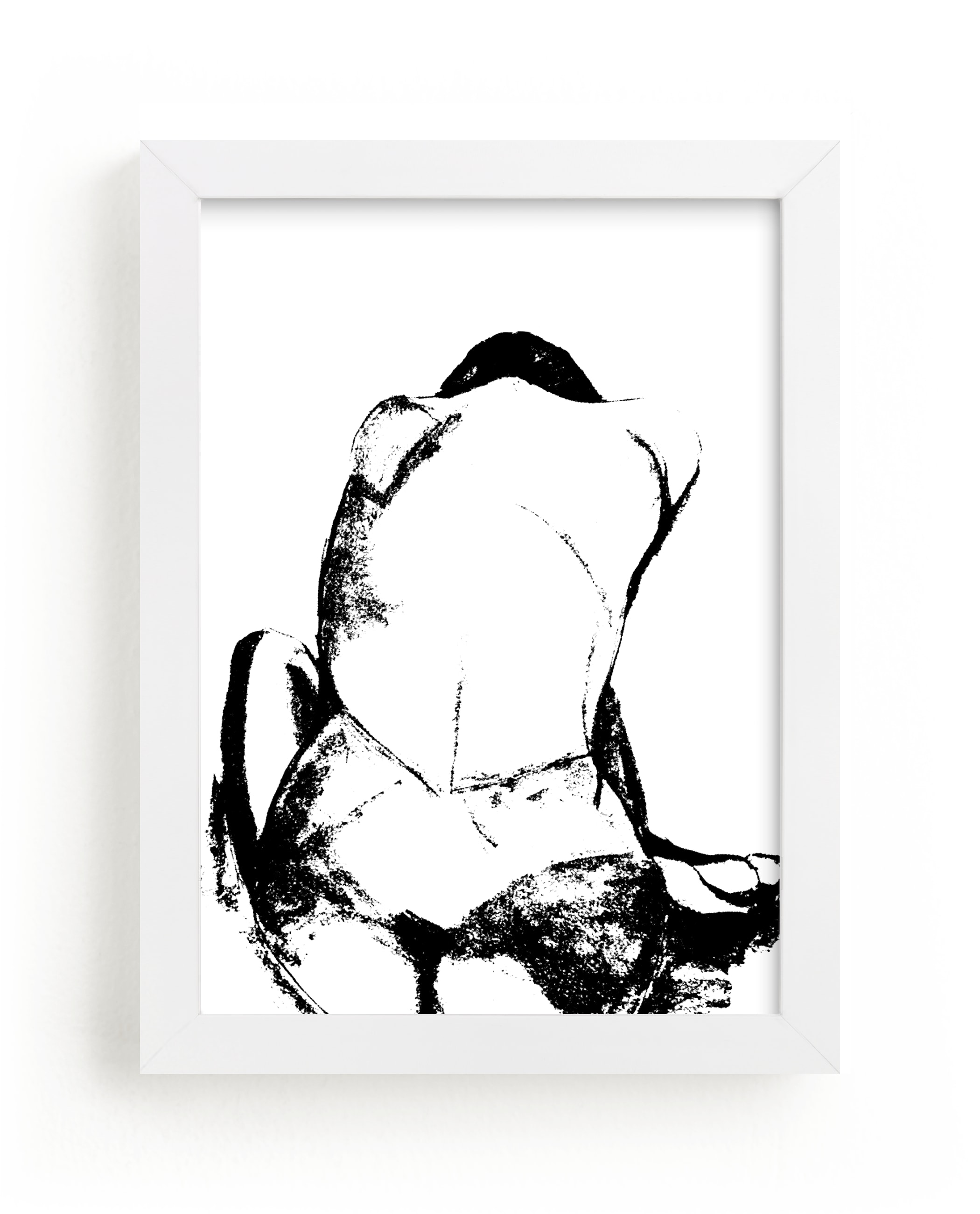"""""""quiet contemplation"""" - Limited Edition Art Print by Carol Fazio in beautiful frame options and a variety of sizes."""