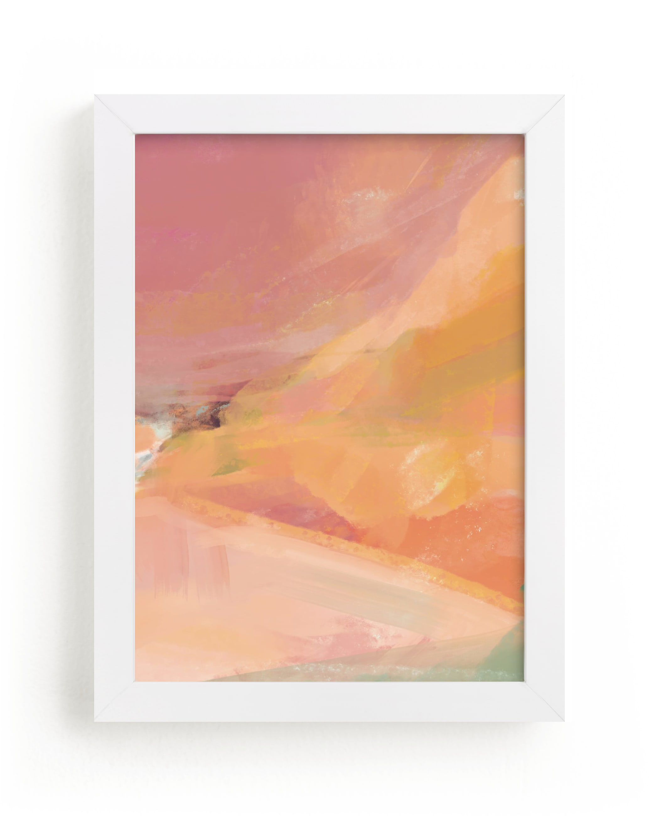 """""""Crevice II"""" - Limited Edition Art Print by Eric Ransom in beautiful frame options and a variety of sizes."""
