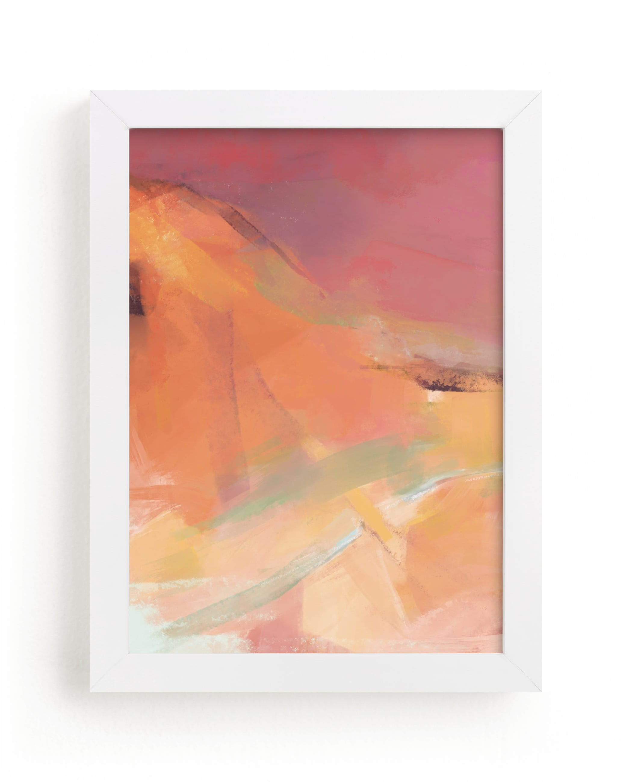 """""""Crevice I"""" - Limited Edition Art Print by Eric Ransom in beautiful frame options and a variety of sizes."""