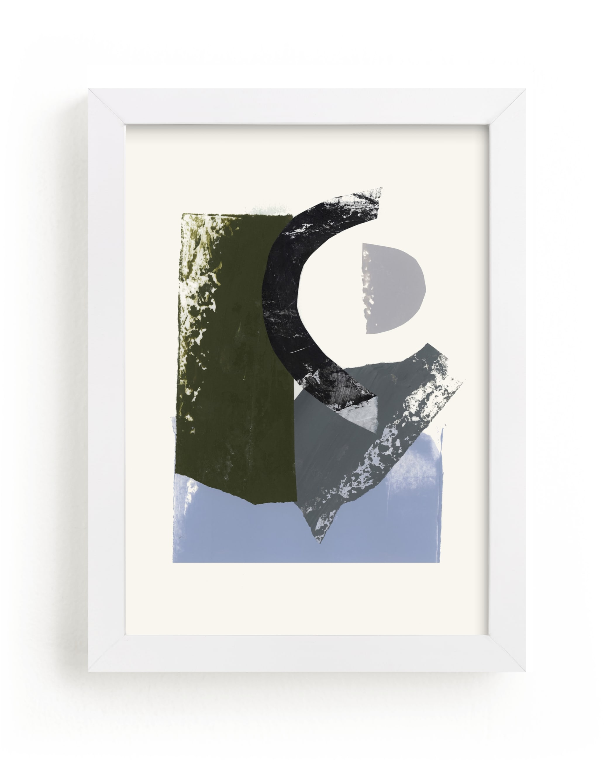 """""""Parameters 1"""" - Limited Edition Art Print by Bethania Lima in beautiful frame options and a variety of sizes."""