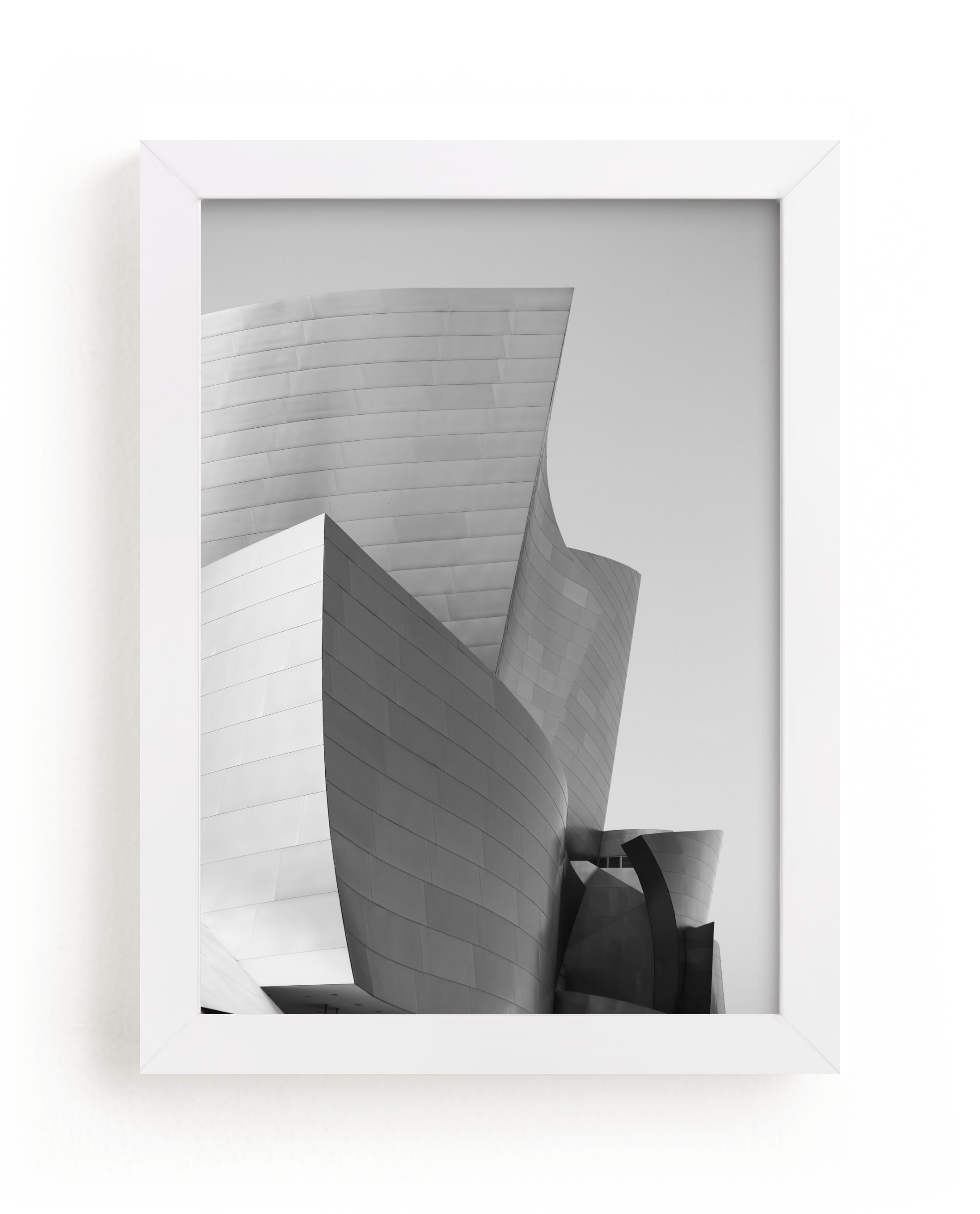 """""""Curves"""" - Limited Edition Art Print by lulu and isabelle in beautiful frame options and a variety of sizes."""