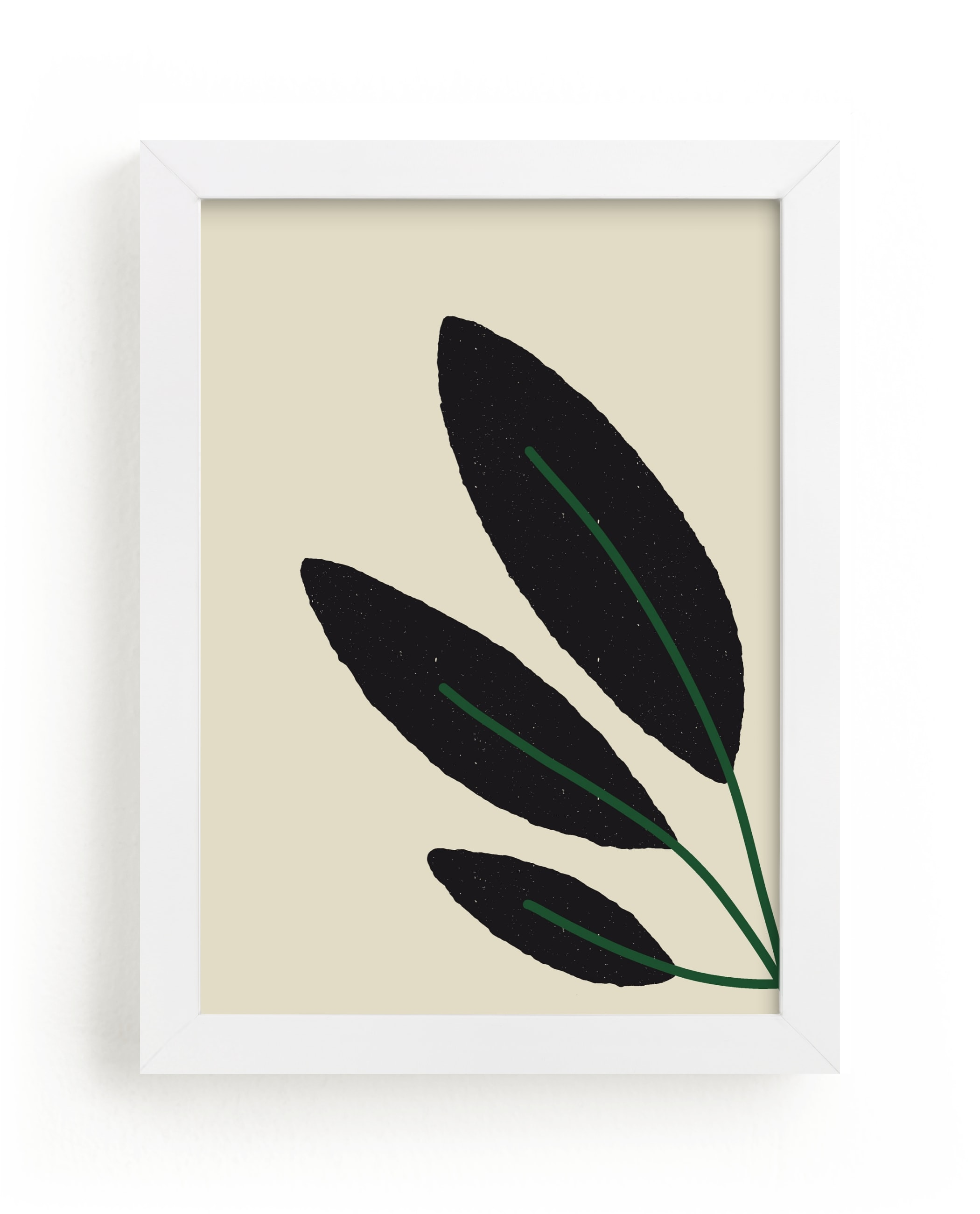 """""""Moussonnerie II"""" - Limited Edition Art Print by Alex Roda in beautiful frame options and a variety of sizes."""