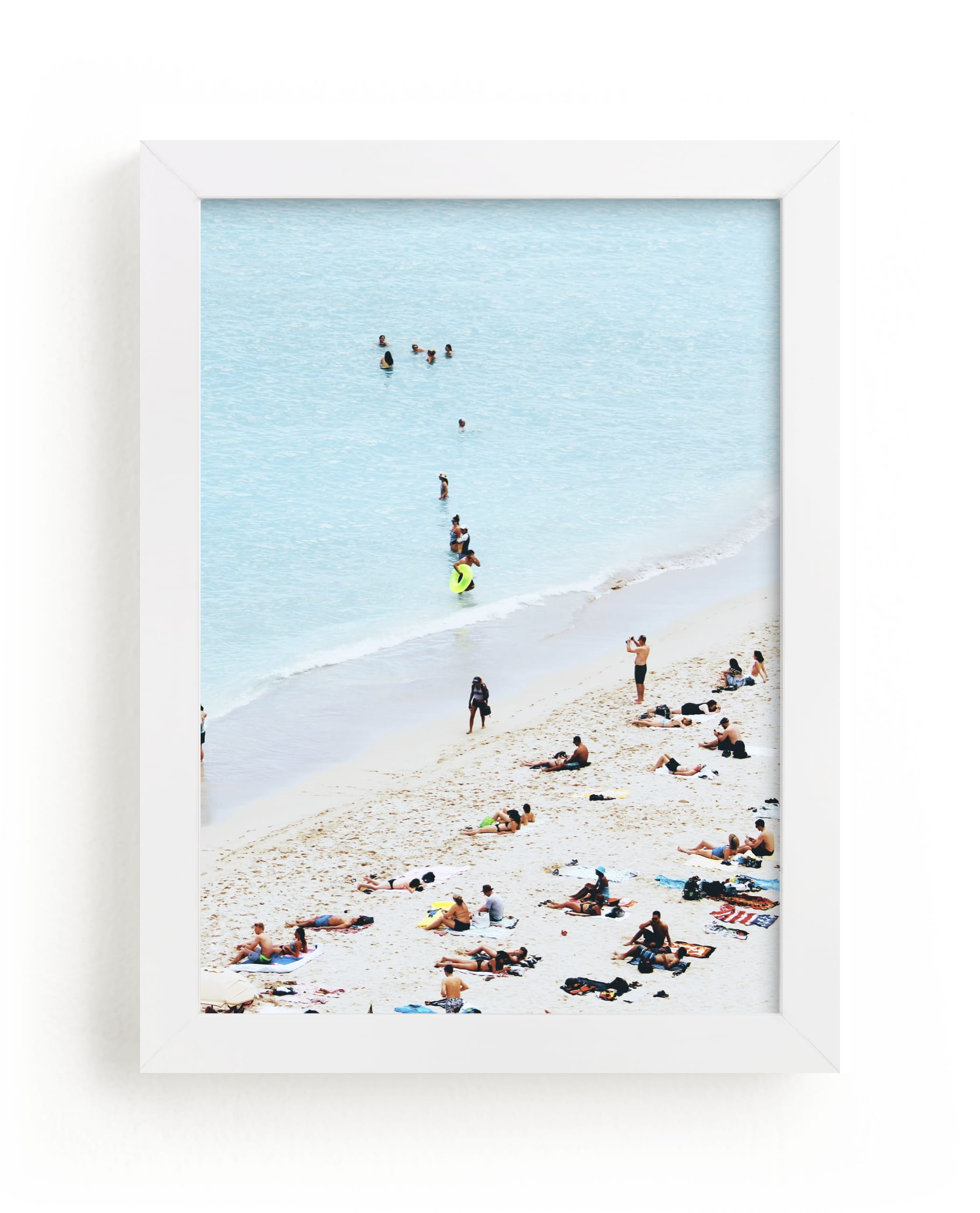 """If You Steal My Sunshine #2"" - Limited Edition Art Print by Summer Strauch in beautiful frame options and a variety of sizes."