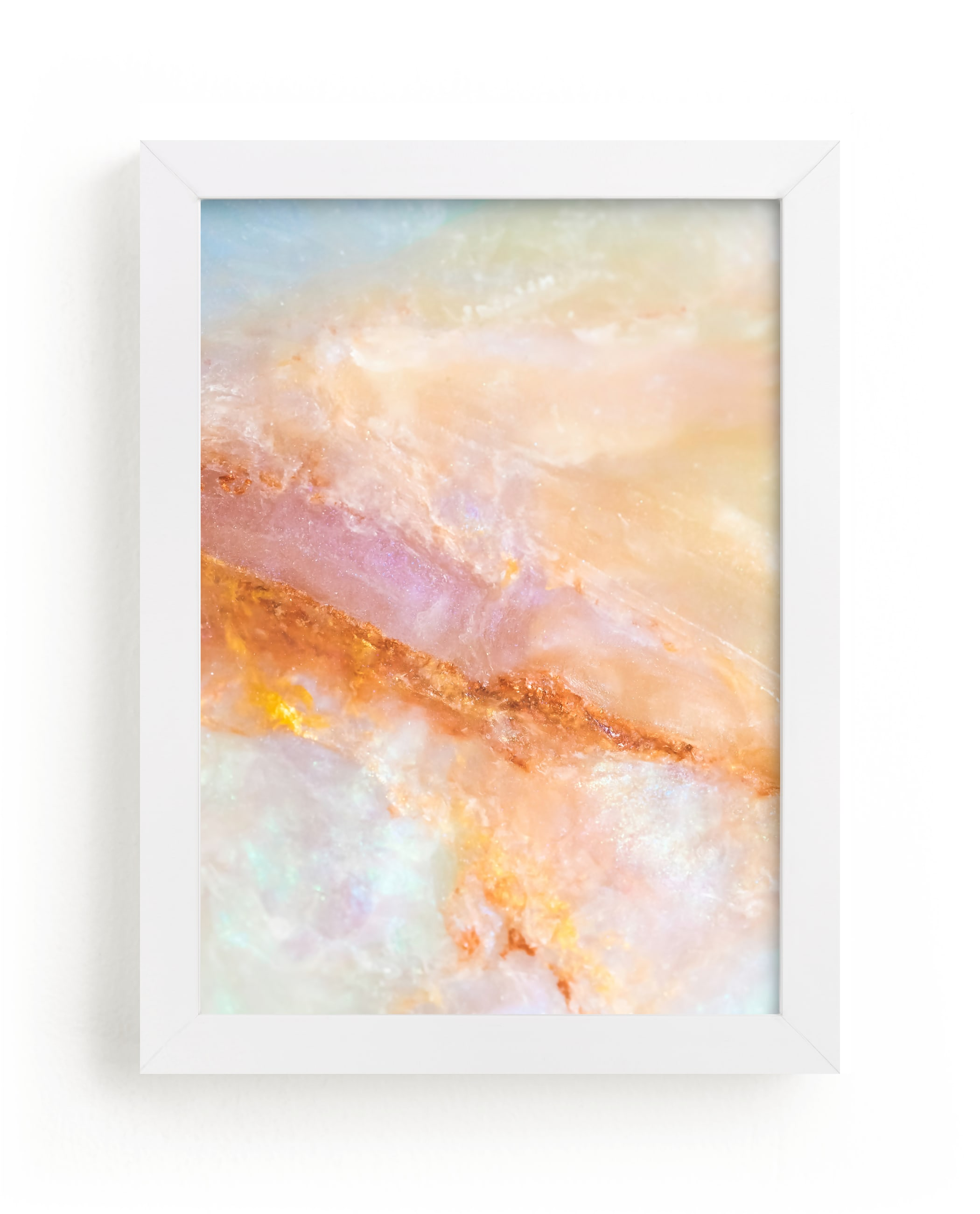 """""""Opal Essence"""" - Limited Edition Art Print by KIMBERLY SMITH in beautiful frame options and a variety of sizes."""