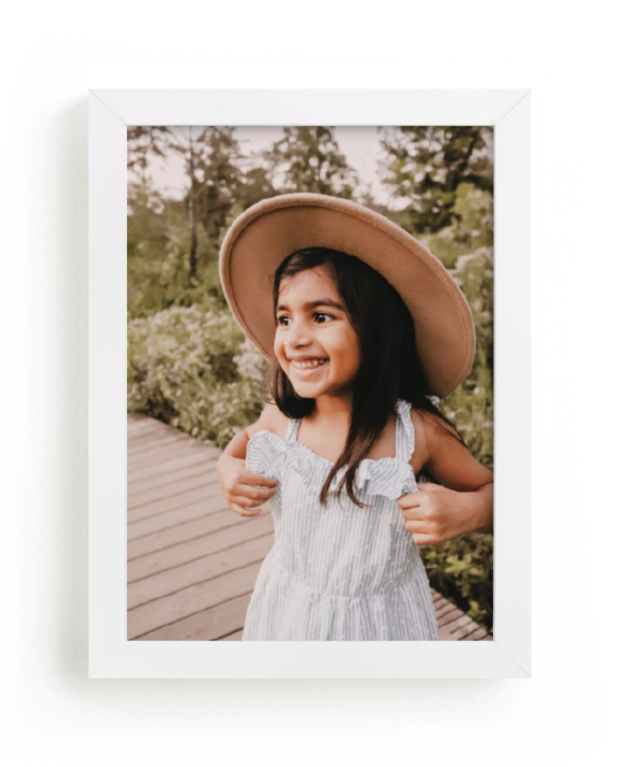 """""""The Big Picture - Portrait"""" - Custom Photo Art Print by Minted Custom in beautiful frame options and a variety of sizes."""