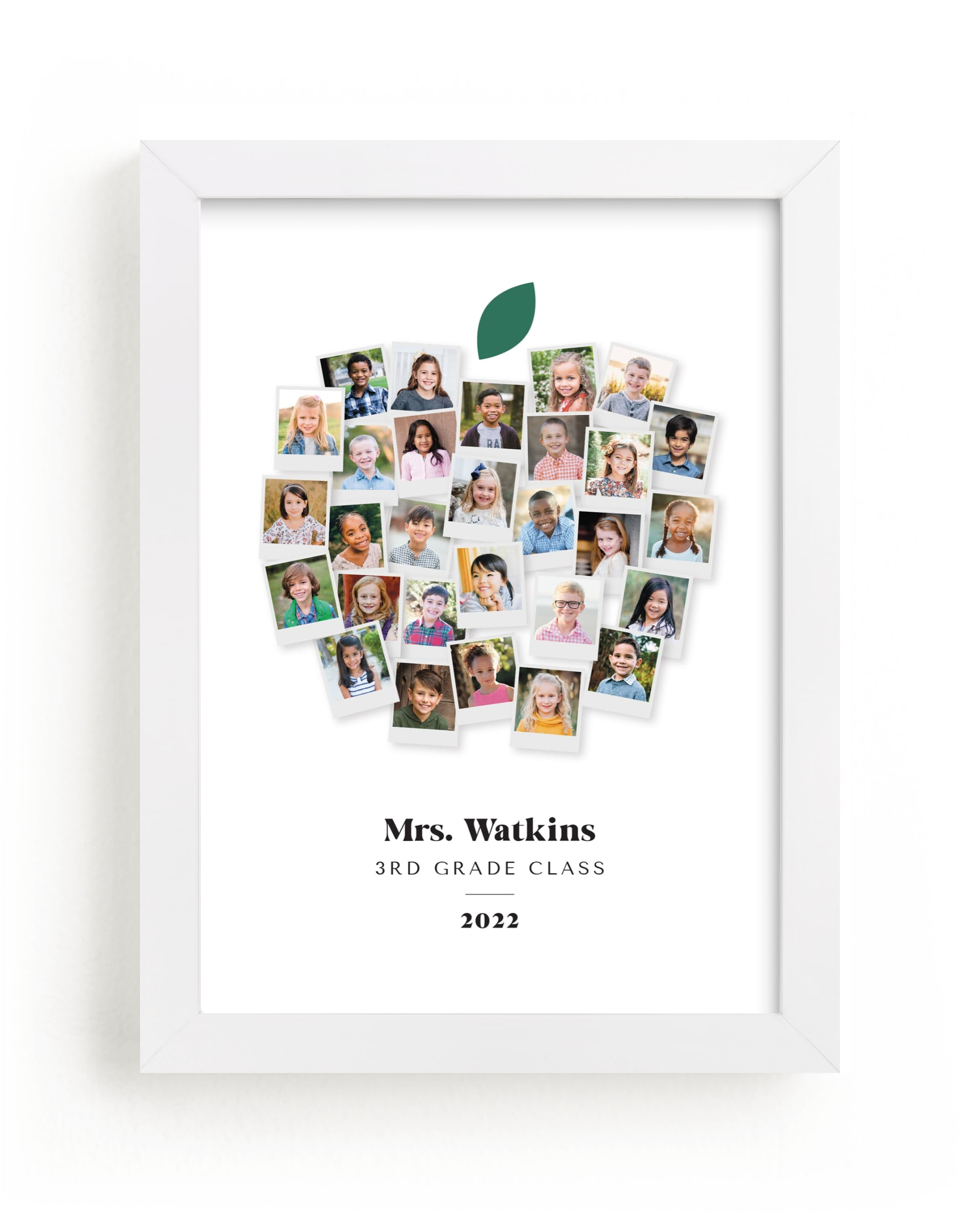 """""""Apple for the Teacher"""" - Custom Photo Art Print by Laura Bolter in beautiful frame options and a variety of sizes."""
