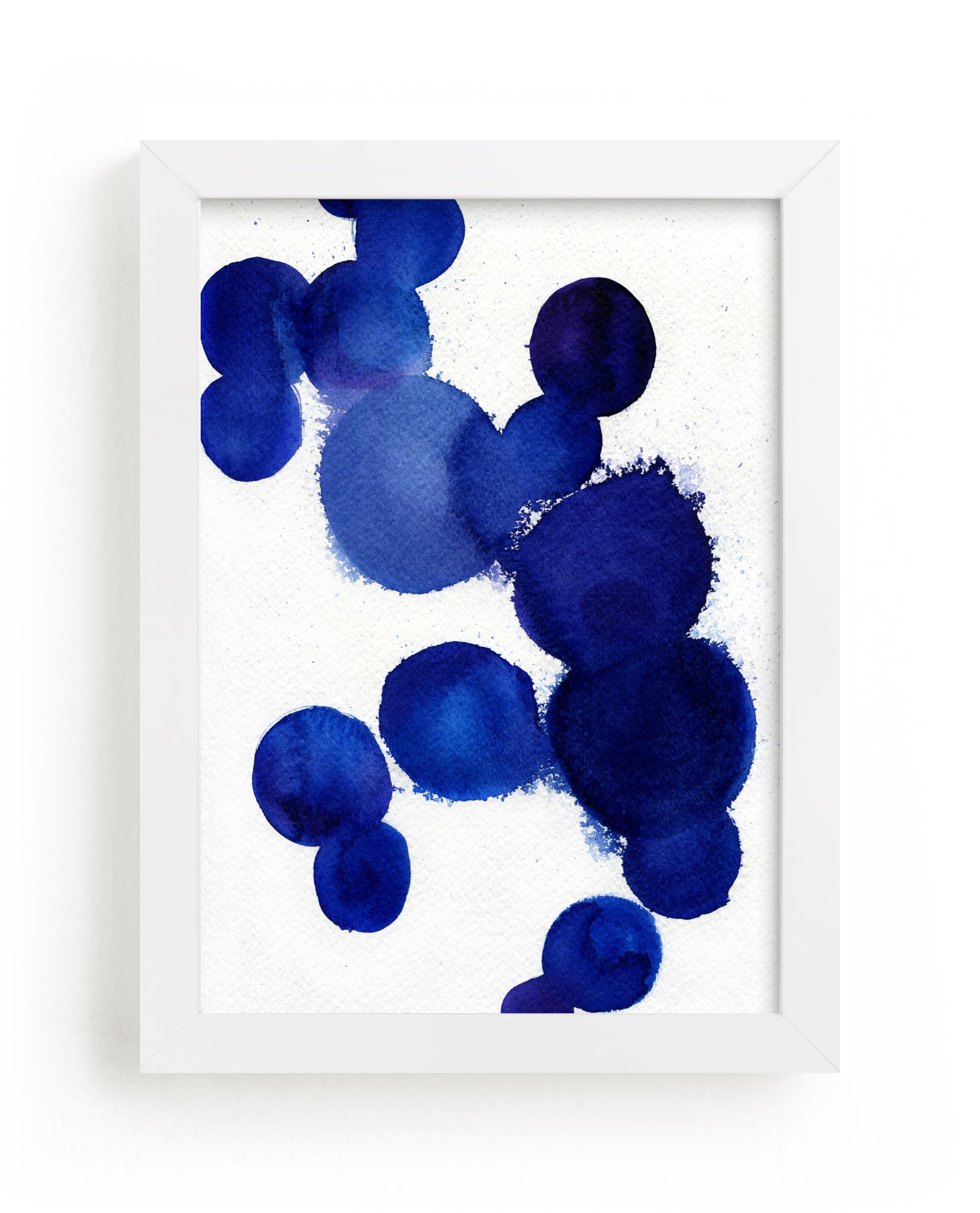 """Lula"" - Limited Edition Art Print by Parima Studio in beautiful frame options and a variety of sizes."