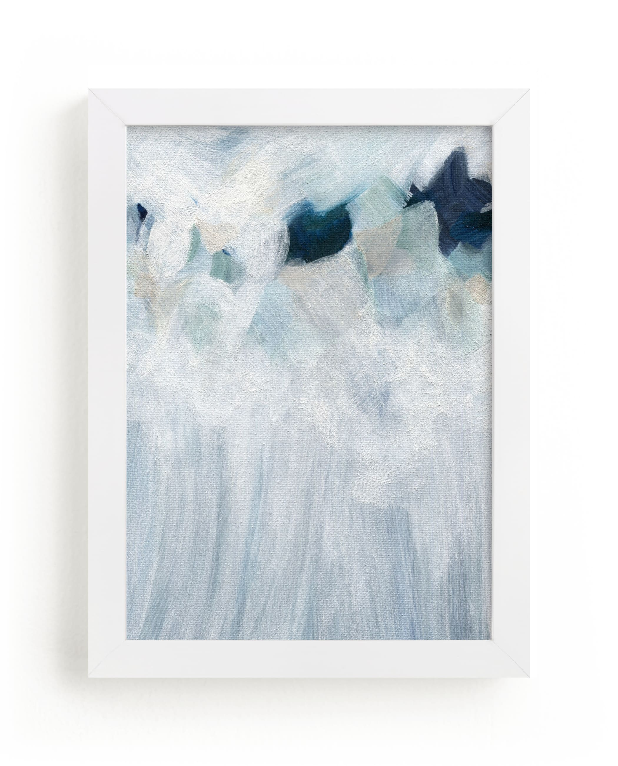 """""""Anemone"""" - Limited Edition Art Print by Denise Wong in beautiful frame options and a variety of sizes."""