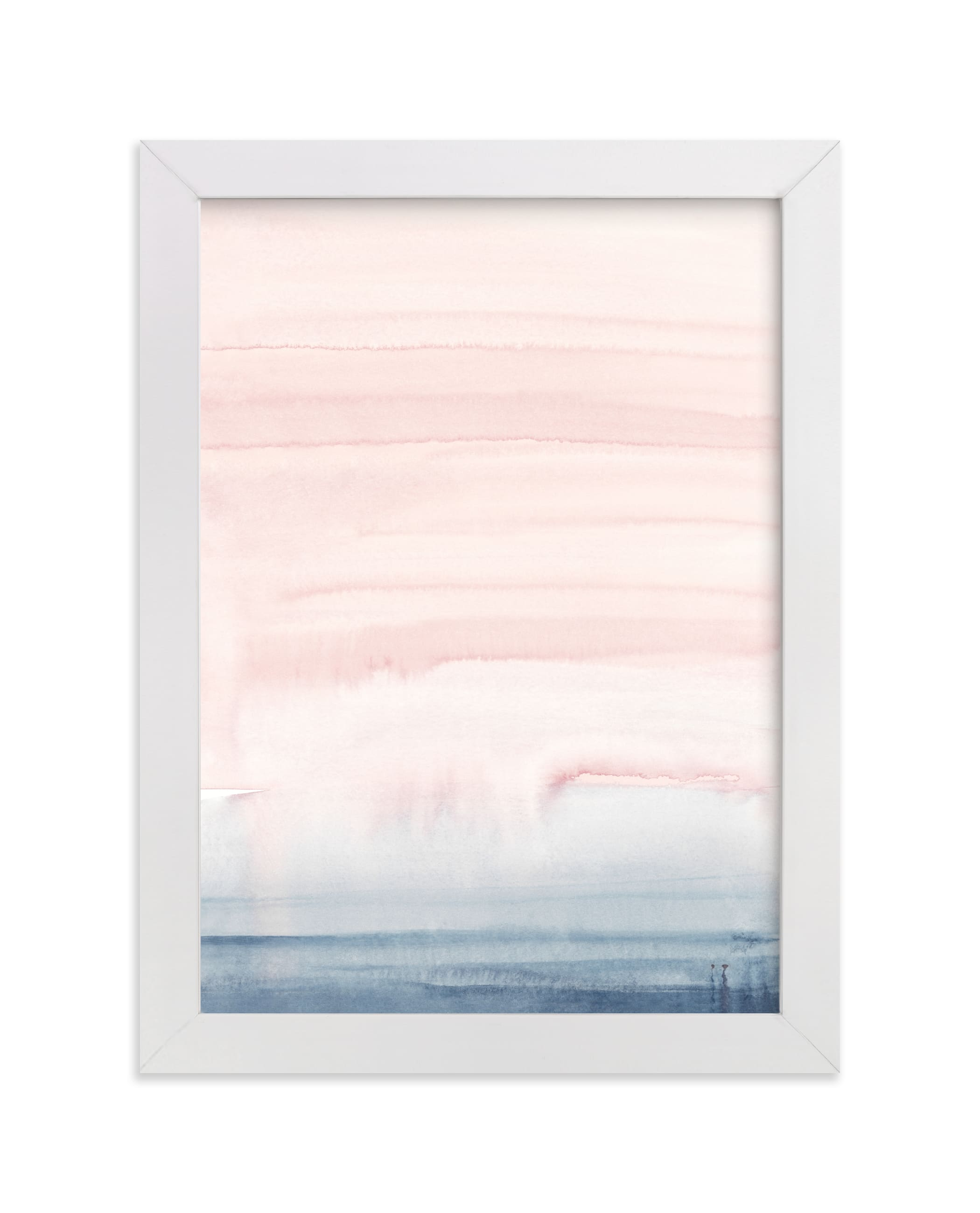 """""""Cascading Sky"""" - Limited Edition Art Print by Little Valley Studio in beautiful frame options and a variety of sizes."""