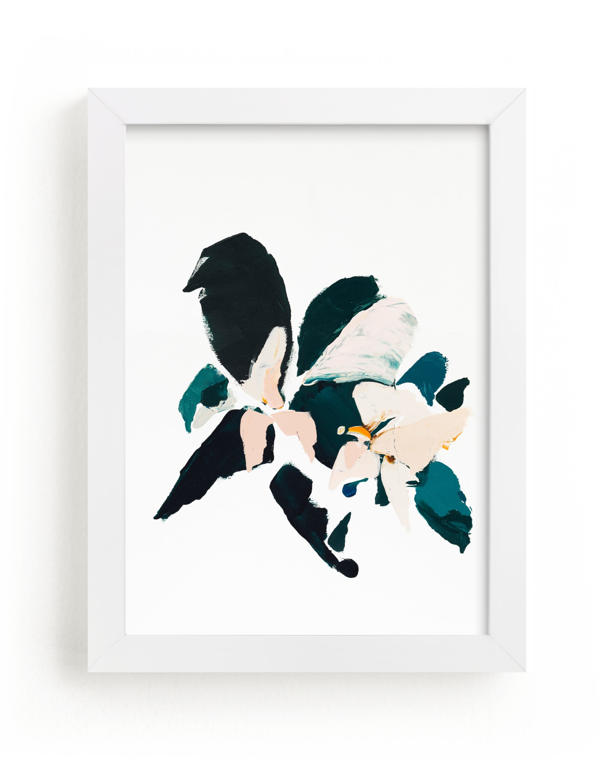 """Botanical Series #4"" - Limited Edition Art Print by Caryn Owen in beautiful frame options and a variety of sizes."