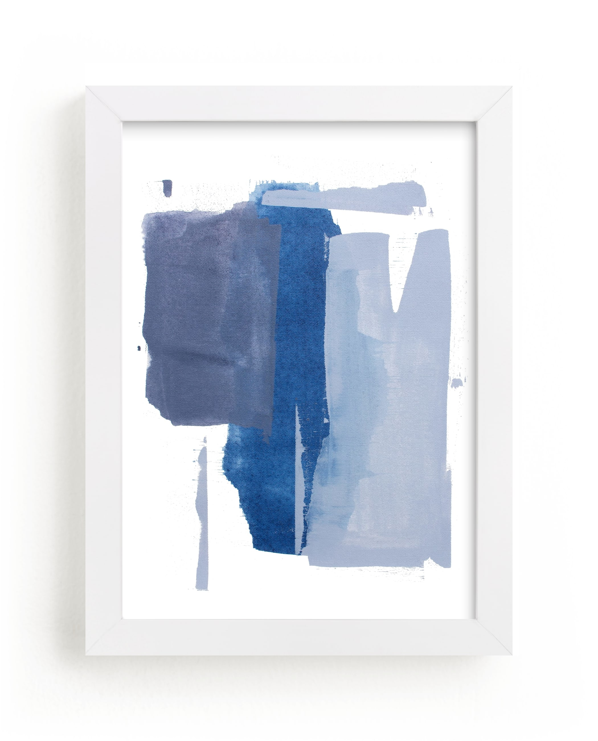 """Pressed No. 1"" - Limited Edition Art Print by Julia Contacessi in beautiful frame options and a variety of sizes."