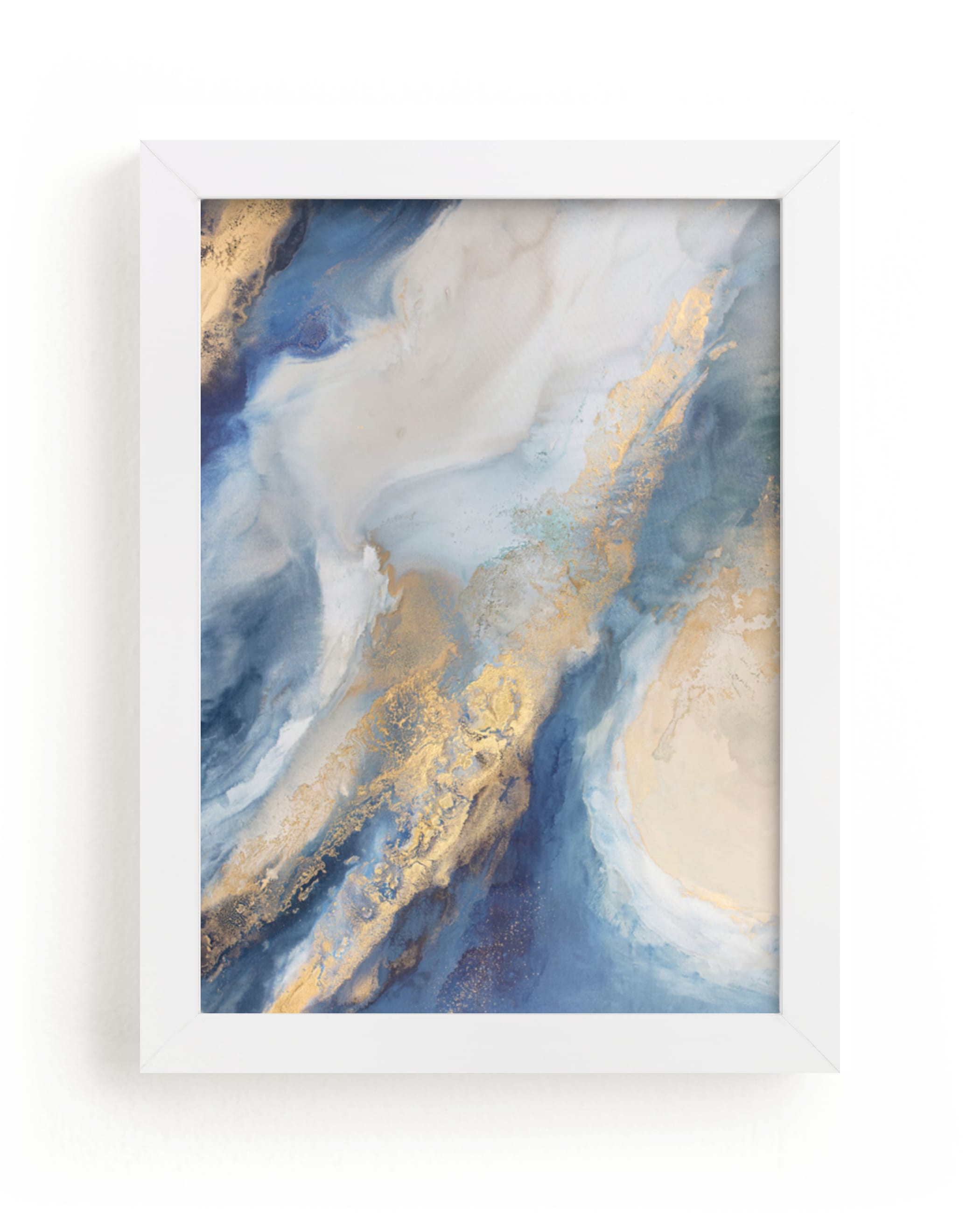 """""""Dancing at Dawn"""" - Limited Edition Art Print by Julia Contacessi in beautiful frame options and a variety of sizes."""