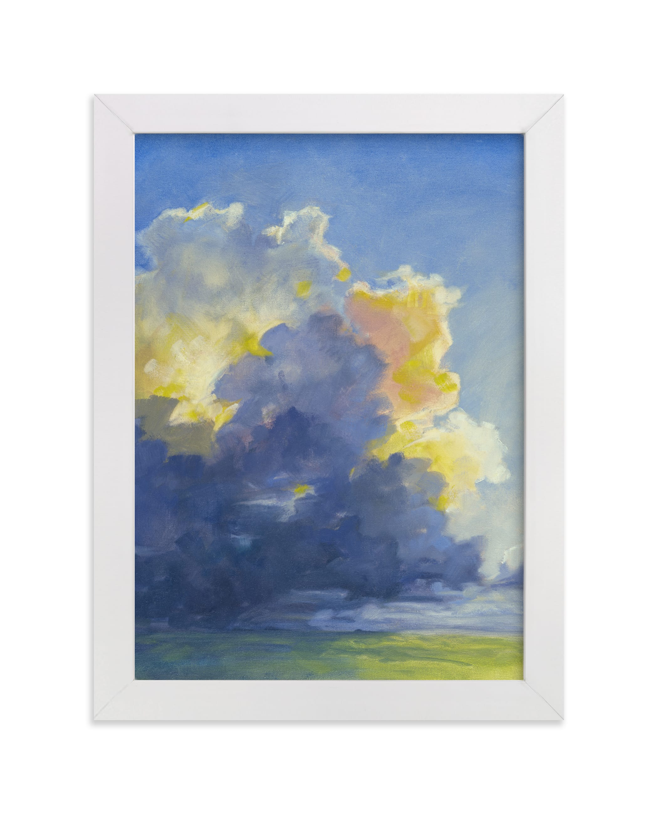 """""""A Better Day"""" - Limited Edition Art Print by Stephanie Goos Johnson in beautiful frame options and a variety of sizes."""