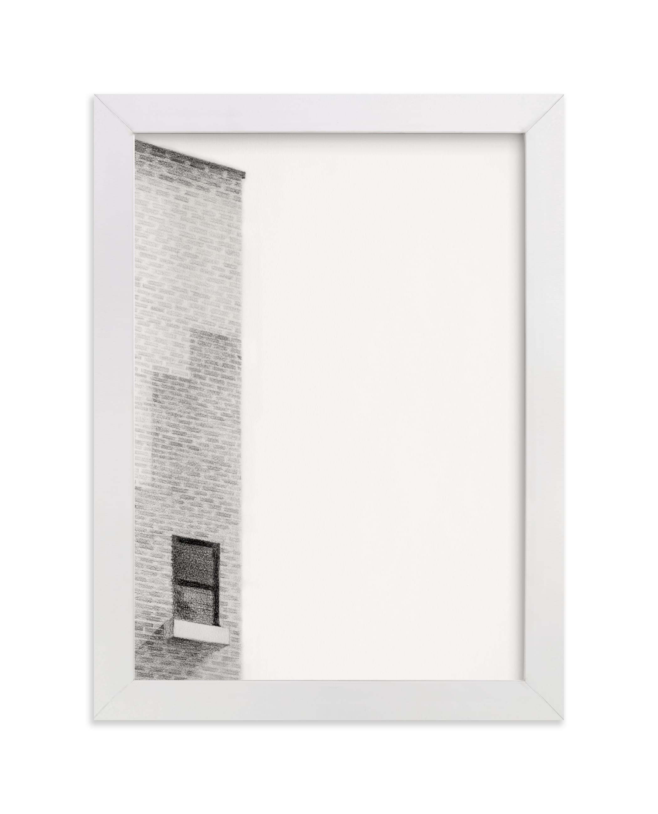 """Chelsea 01"" - Limited Edition Art Print by jinseikou in beautiful frame options and a variety of sizes."