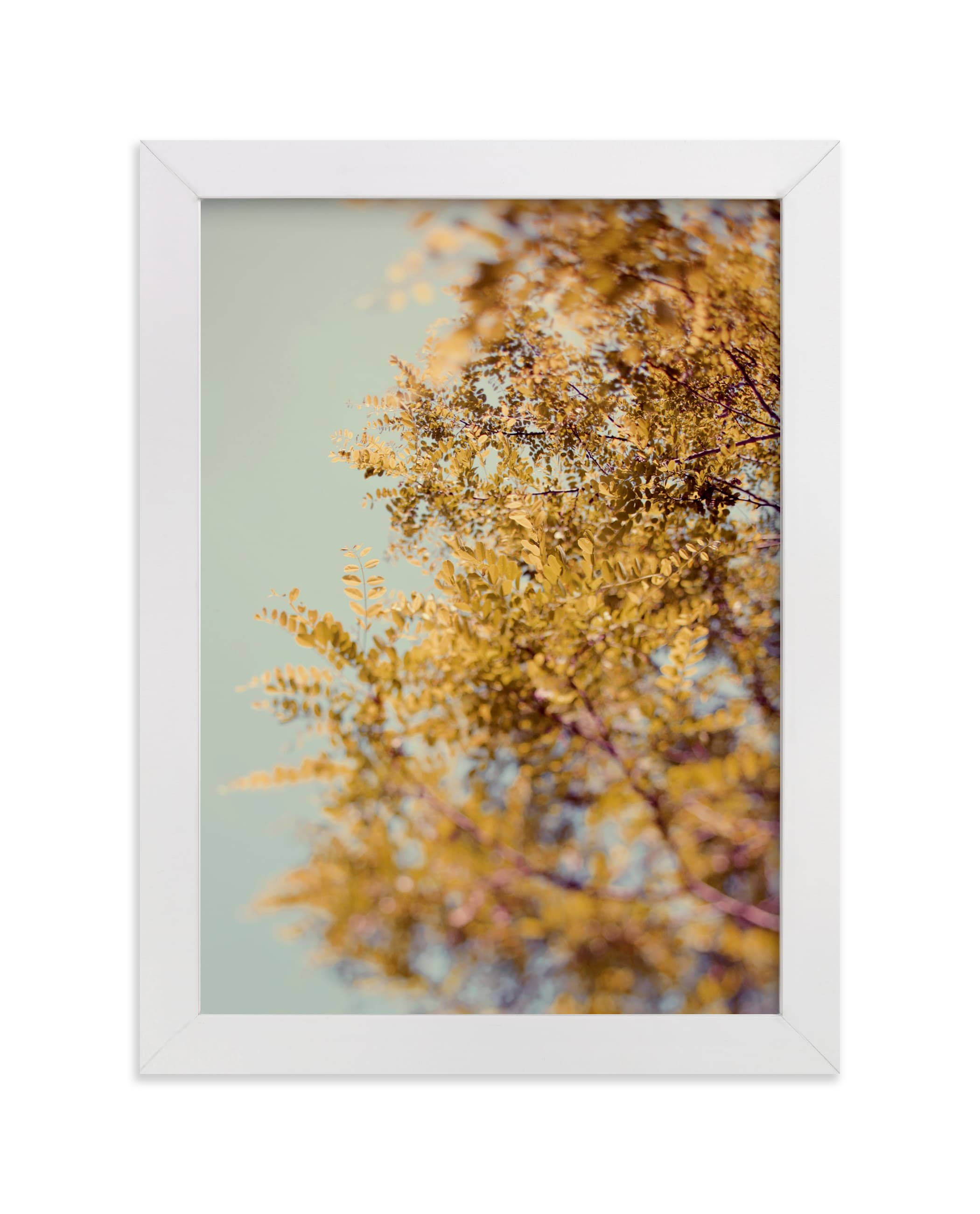 """""""Bohemian Spring"""" - Limited Edition Art Print by ALICIA BOCK in beautiful frame options and a variety of sizes."""