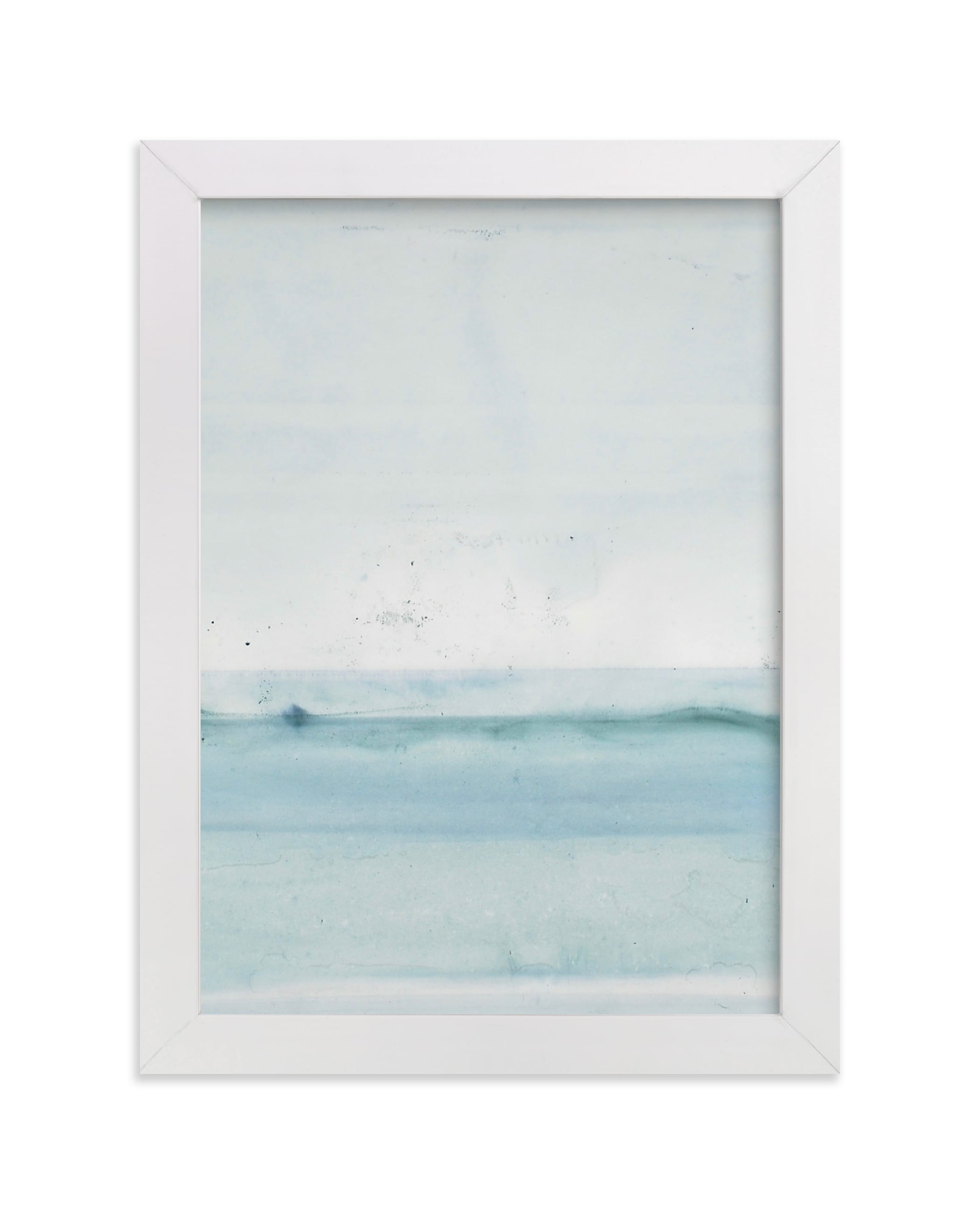 """""""Forecast no. 46"""" - Limited Edition Art Print by Ashleigh Ninos in beautiful frame options and a variety of sizes."""