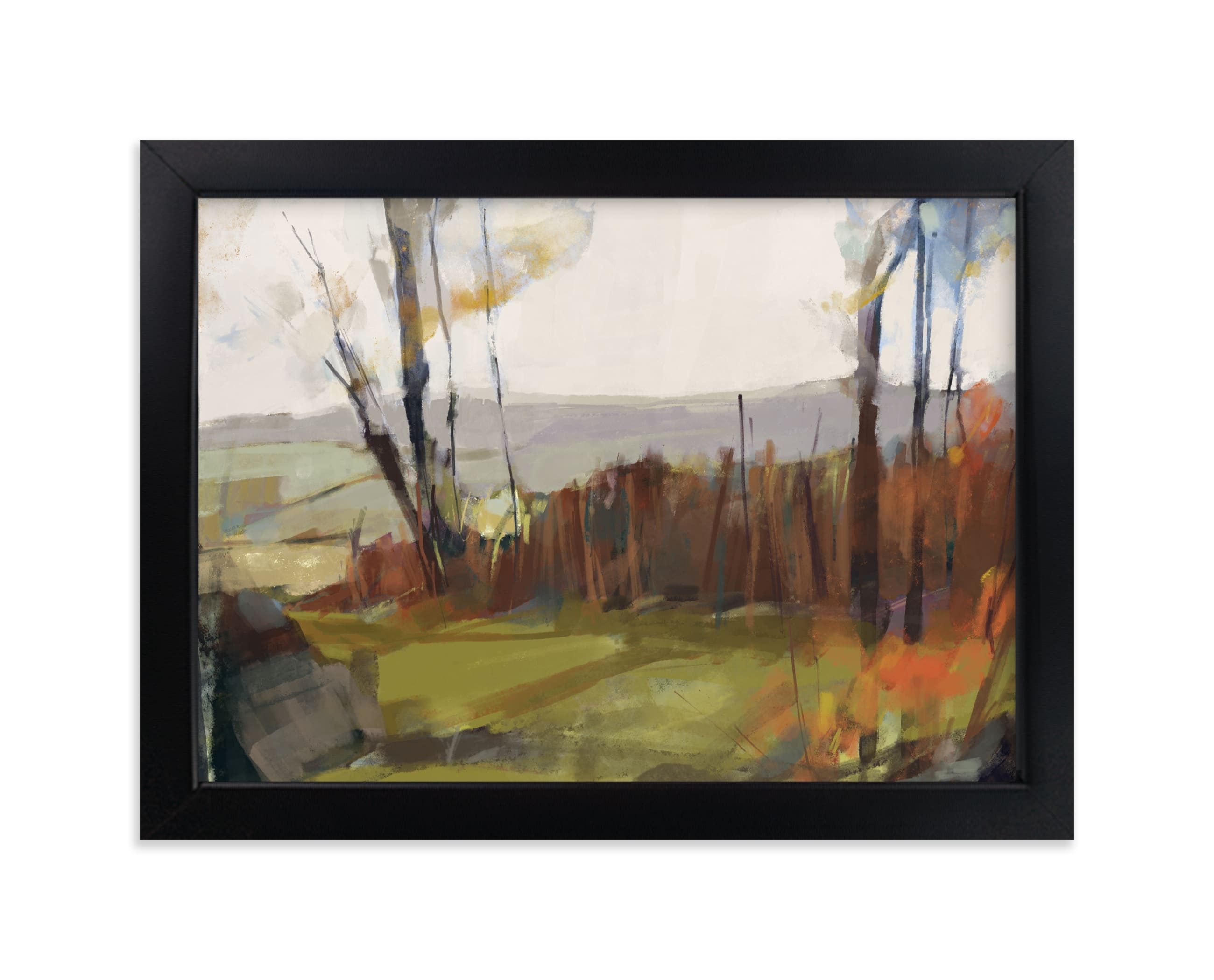 """""""A Clear Path"""" - Limited Edition Art Print by Eric Ransom in beautiful frame options and a variety of sizes."""