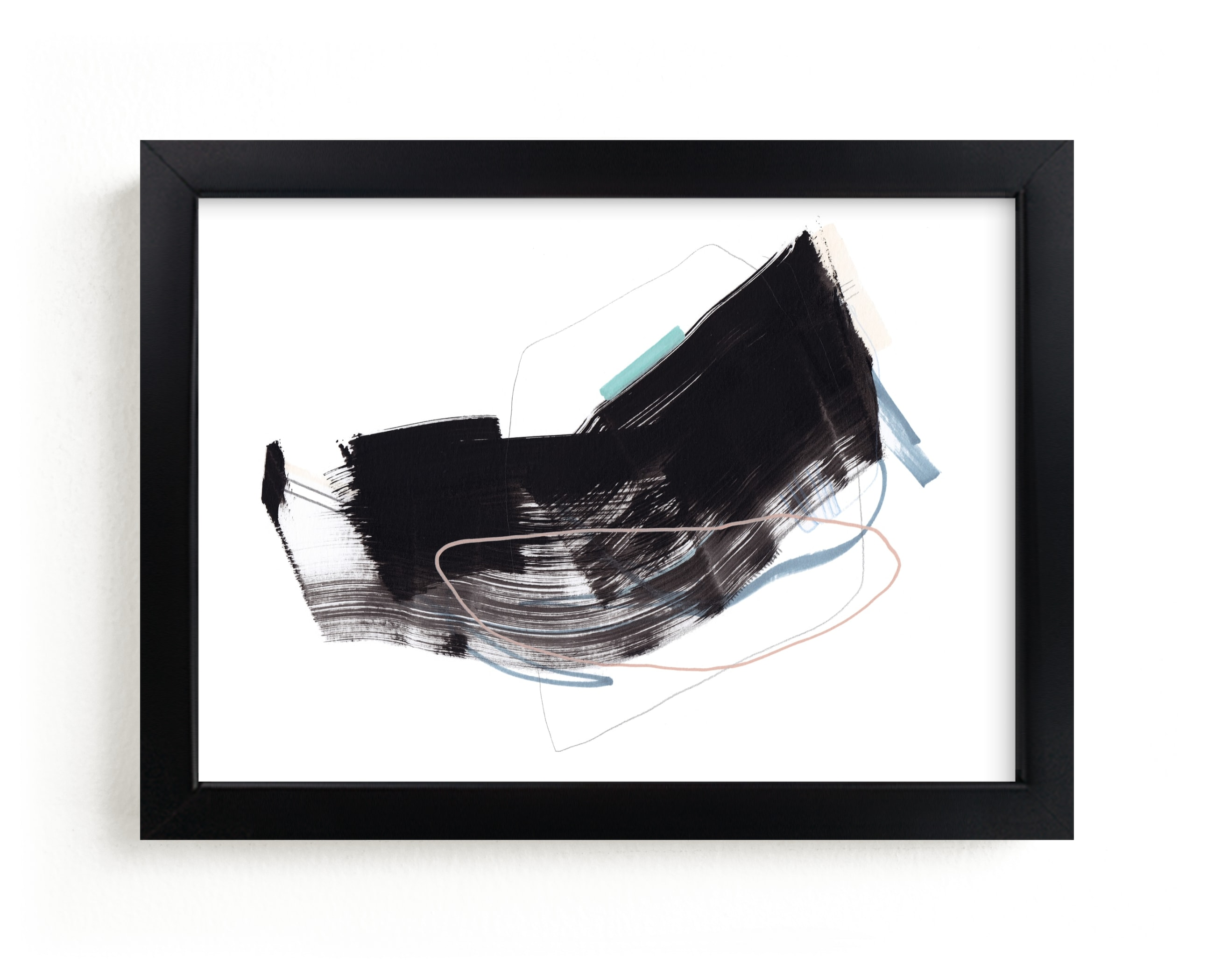 """""""Study 19"""" - Limited Edition Art Print by Jaime Derringer in beautiful frame options and a variety of sizes."""
