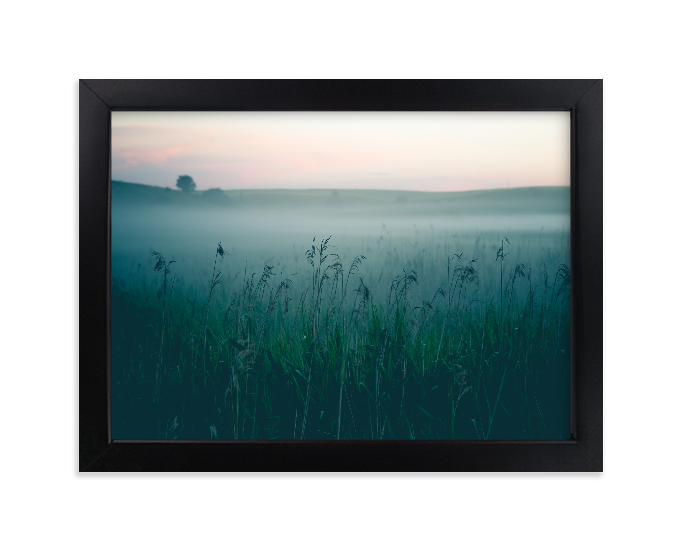 """""""GRASS"""" - Limited Edition Art Print by Lying on the grass in beautiful frame options and a variety of sizes."""