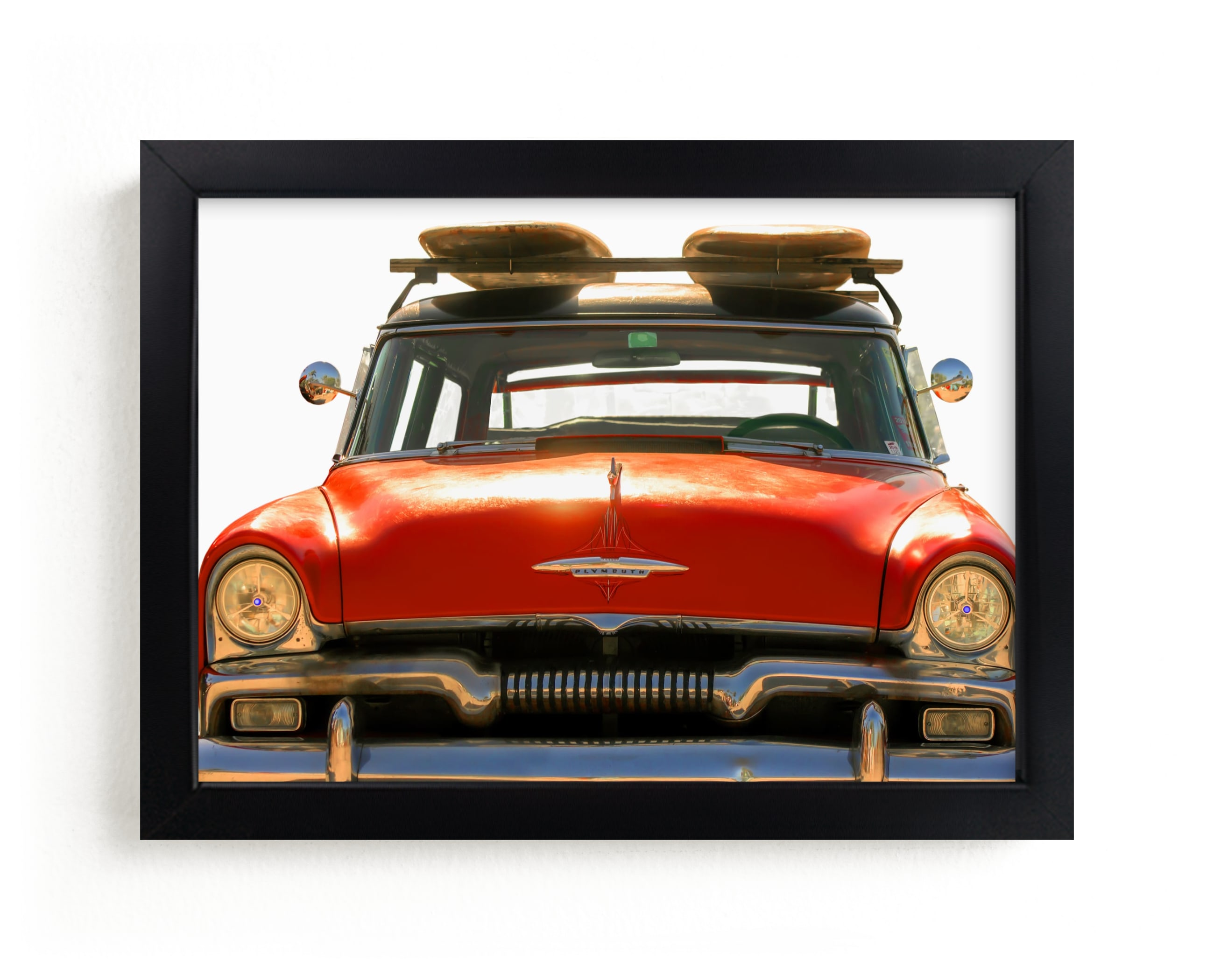 """""""Surfing Since 1955"""" - Limited Edition Art Print by CaroleeXpressions in beautiful frame options and a variety of sizes."""