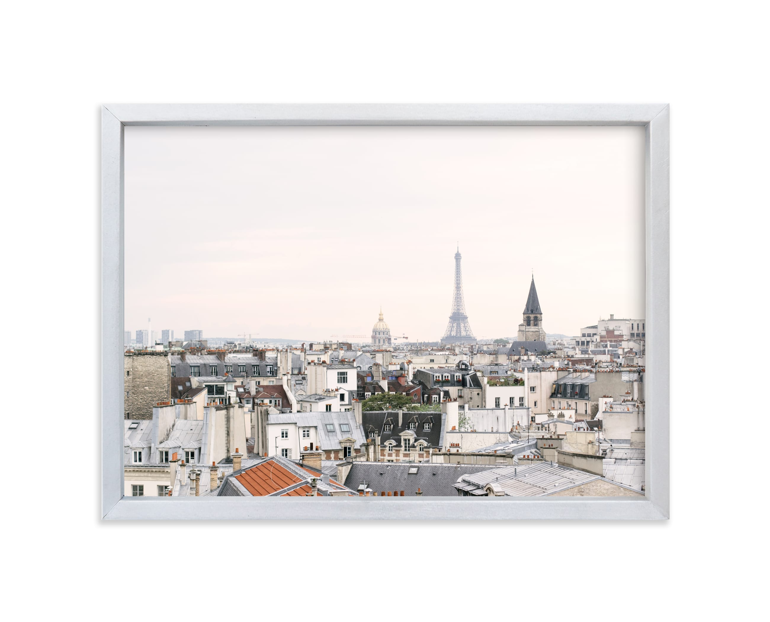 """""""French Dreams"""" - Limited Edition Art Print by Annie Montgomery in beautiful frame options and a variety of sizes."""