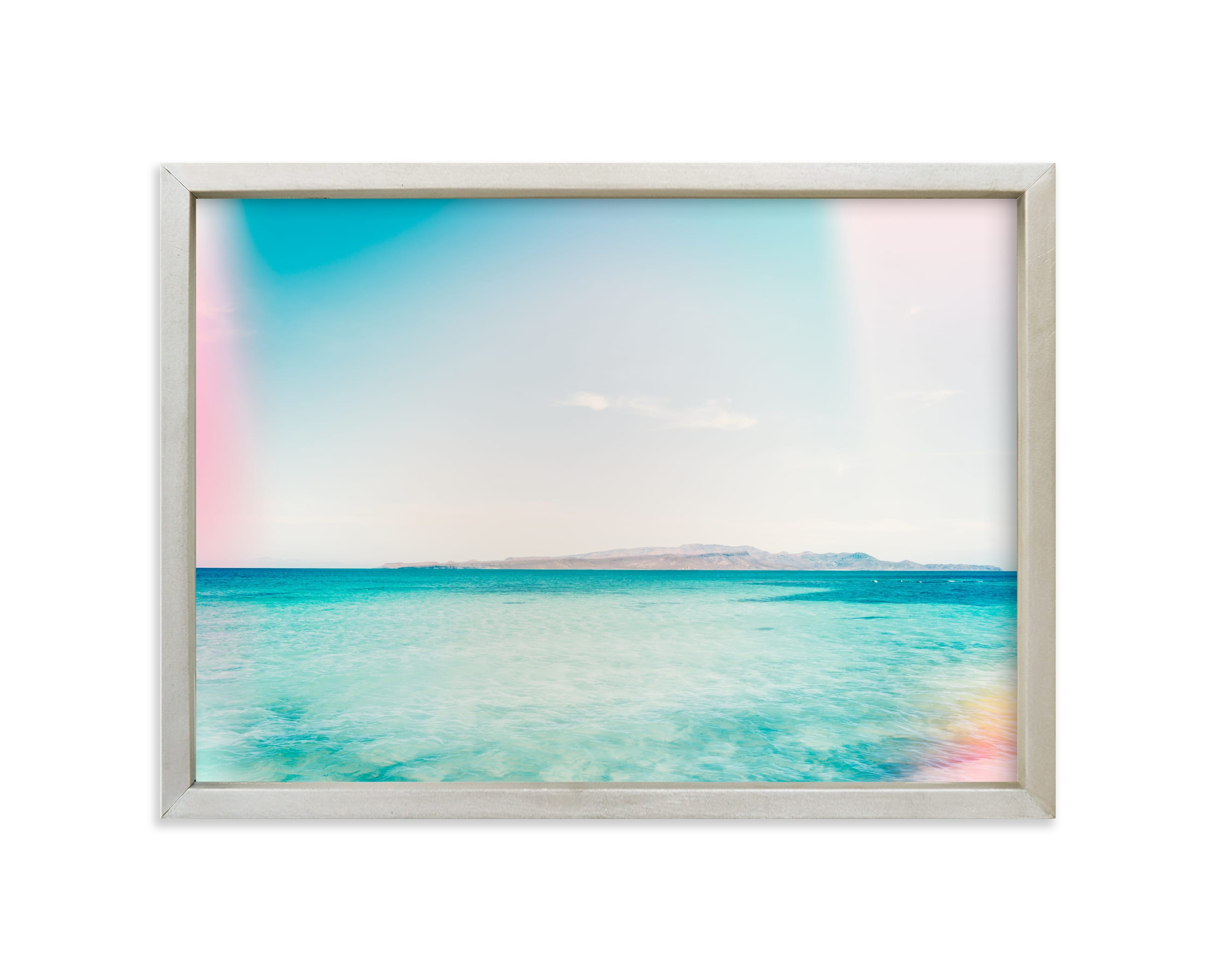 """""""Angel Isle"""" - Limited Edition Art Print by Kamala Nahas in beautiful frame options and a variety of sizes."""