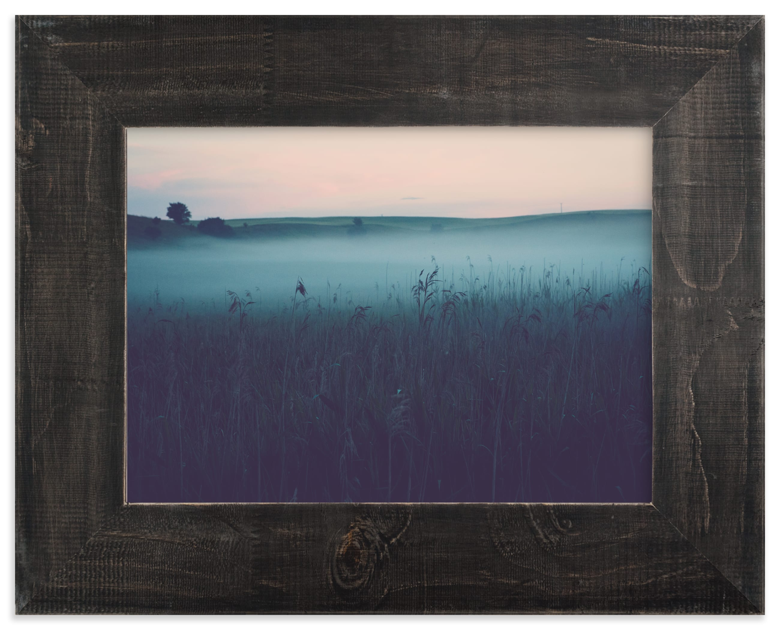 """Mystery"" - Limited Edition Art Print by Lying on the grass in beautiful frame options and a variety of sizes."