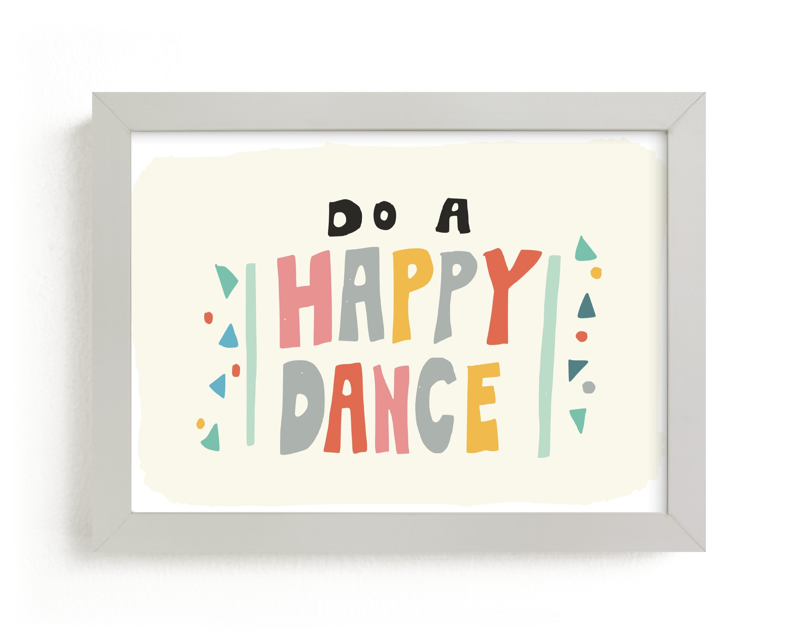 """""""happy dance"""" - Limited Edition Art Print by Angel Walker in beautiful frame options and a variety of sizes."""