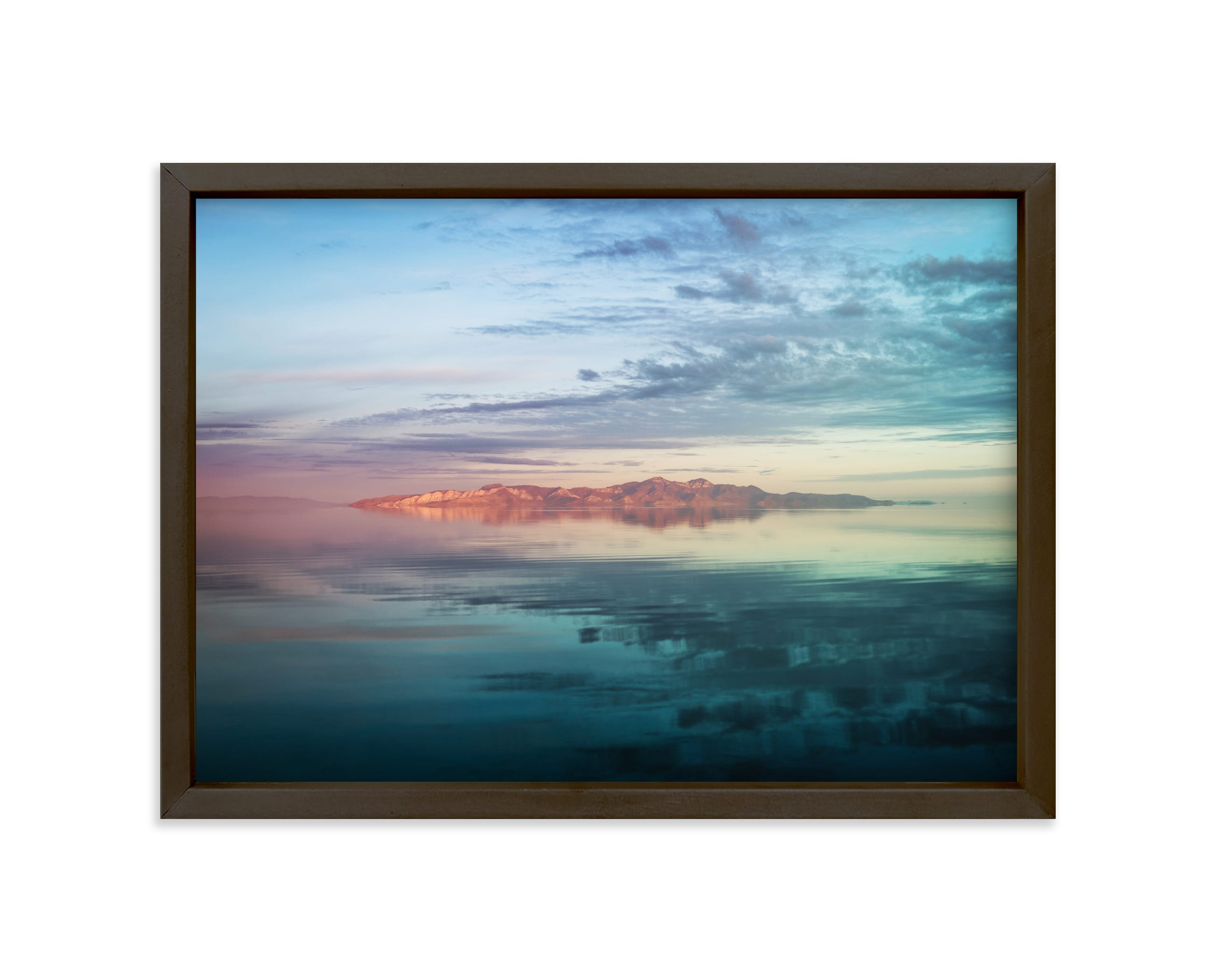 """""""Morning Reflection"""" - Limited Edition Art Print by Eric Clegg in beautiful frame options and a variety of sizes."""