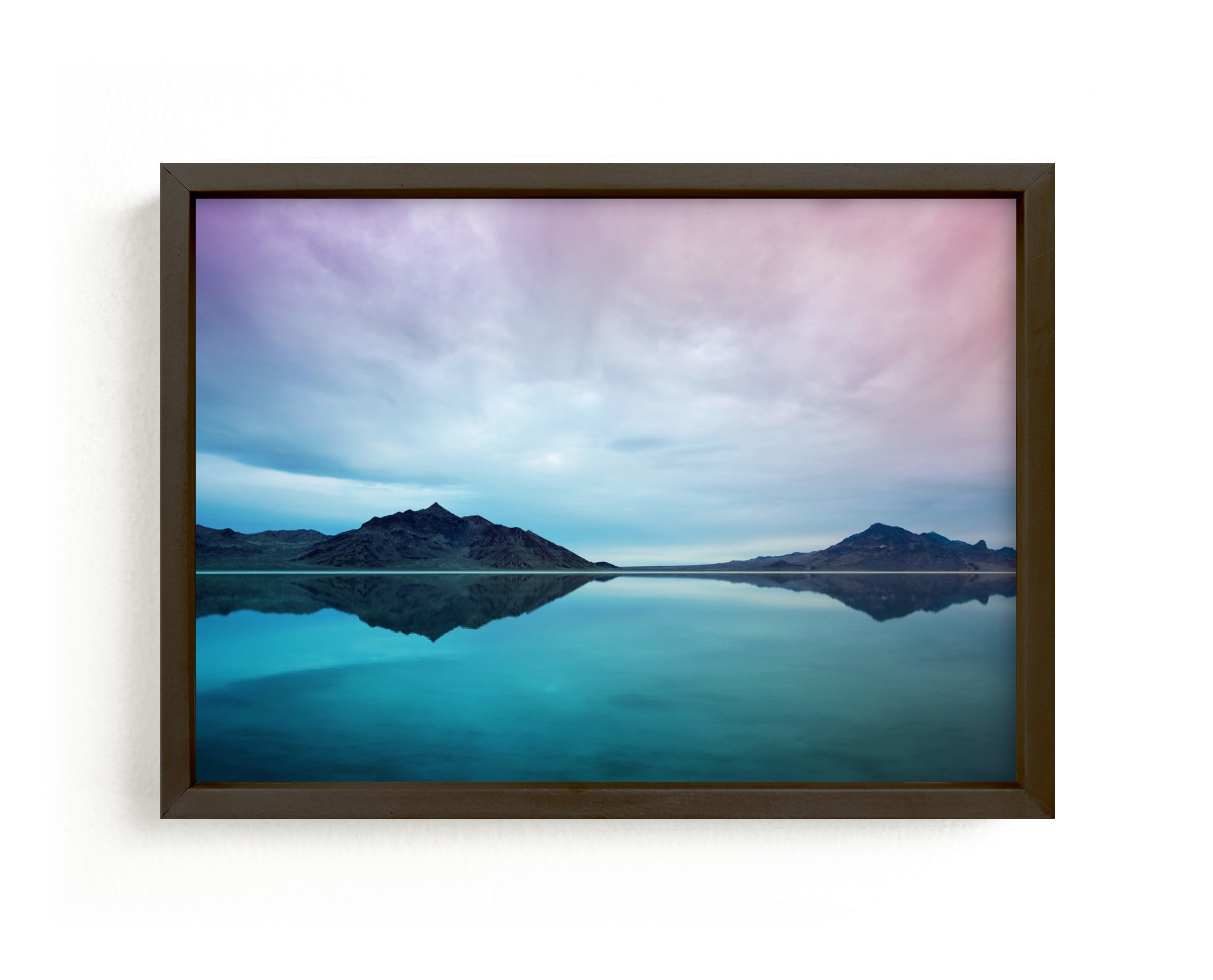 """""""Desert's Edge"""" - Limited Edition Art Print by Eric Clegg in beautiful frame options and a variety of sizes."""