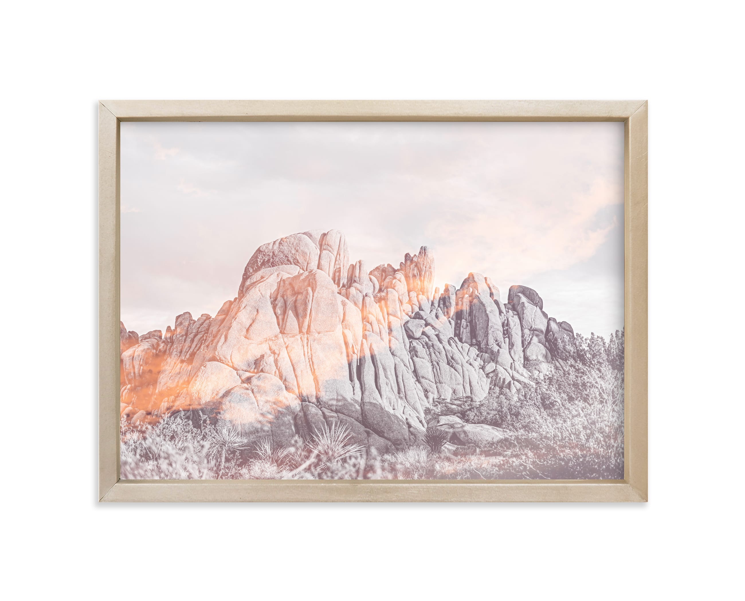 """""""High Hopes"""" - Limited Edition Art Print by Lissabeth Anglin in beautiful frame options and a variety of sizes."""