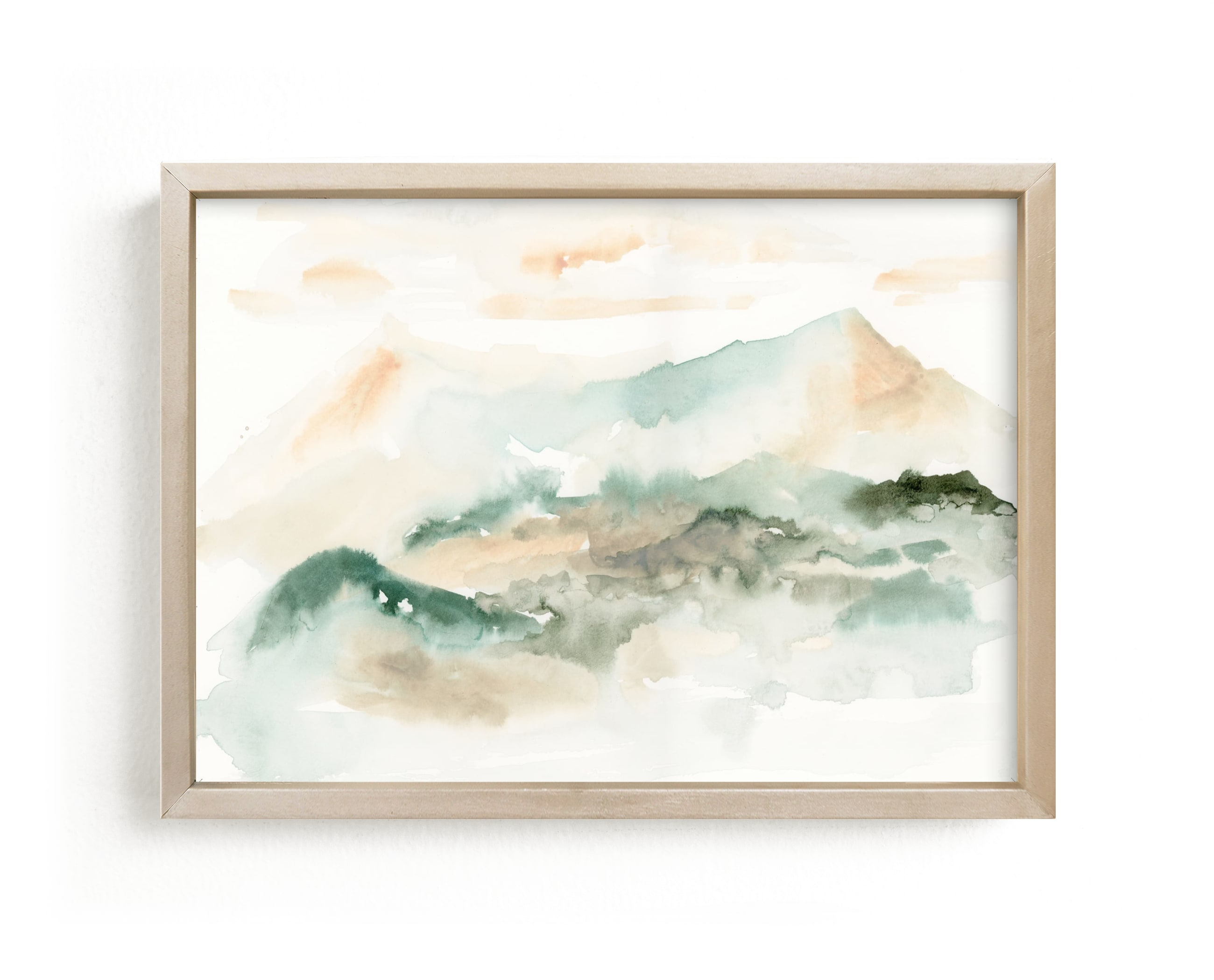 """""""Insight"""" - Limited Edition Art Print by Lindsay Megahed in beautiful frame options and a variety of sizes."""