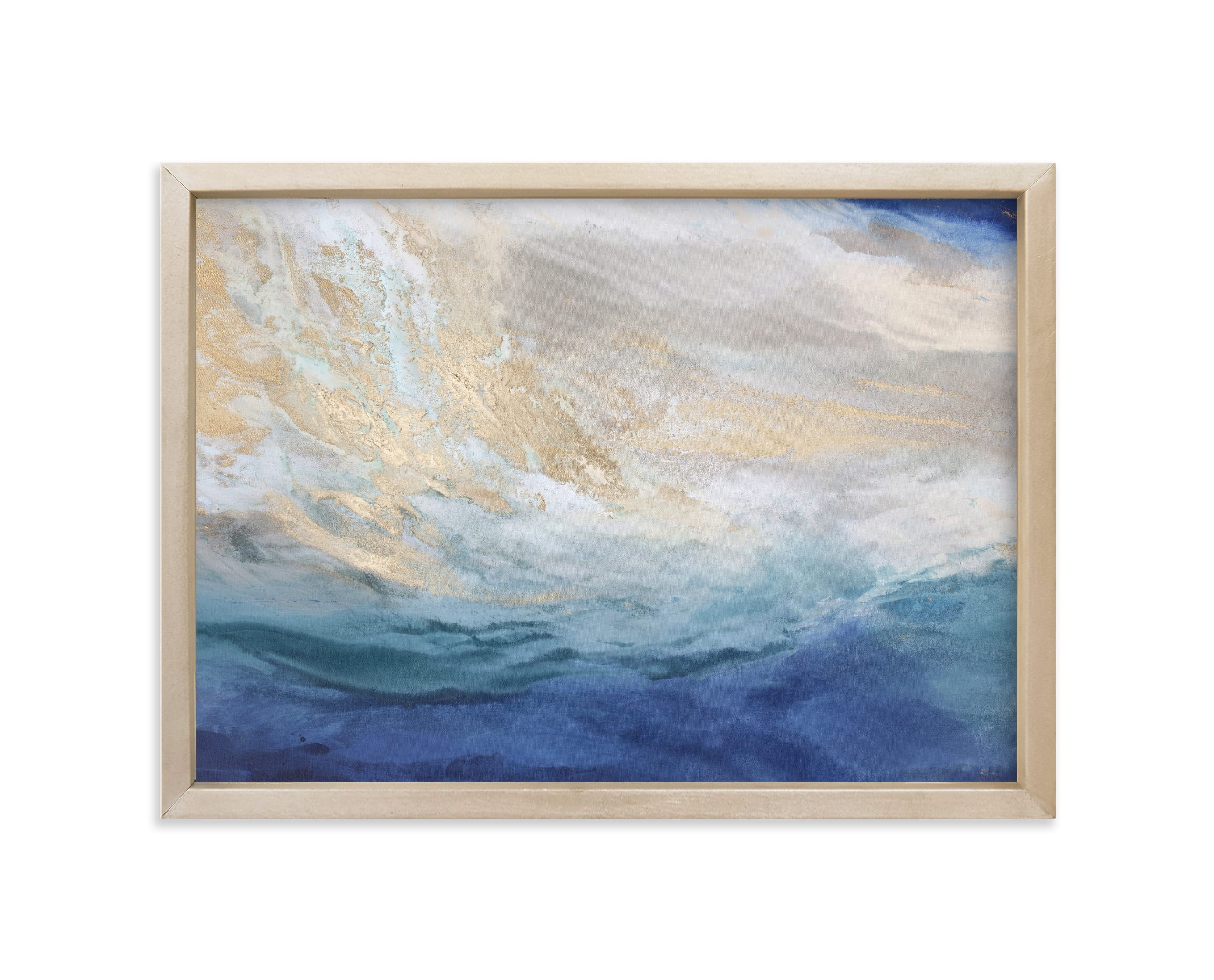 """Escaping Elba"" - Limited Edition Art Print by Julia Contacessi in beautiful frame options and a variety of sizes."