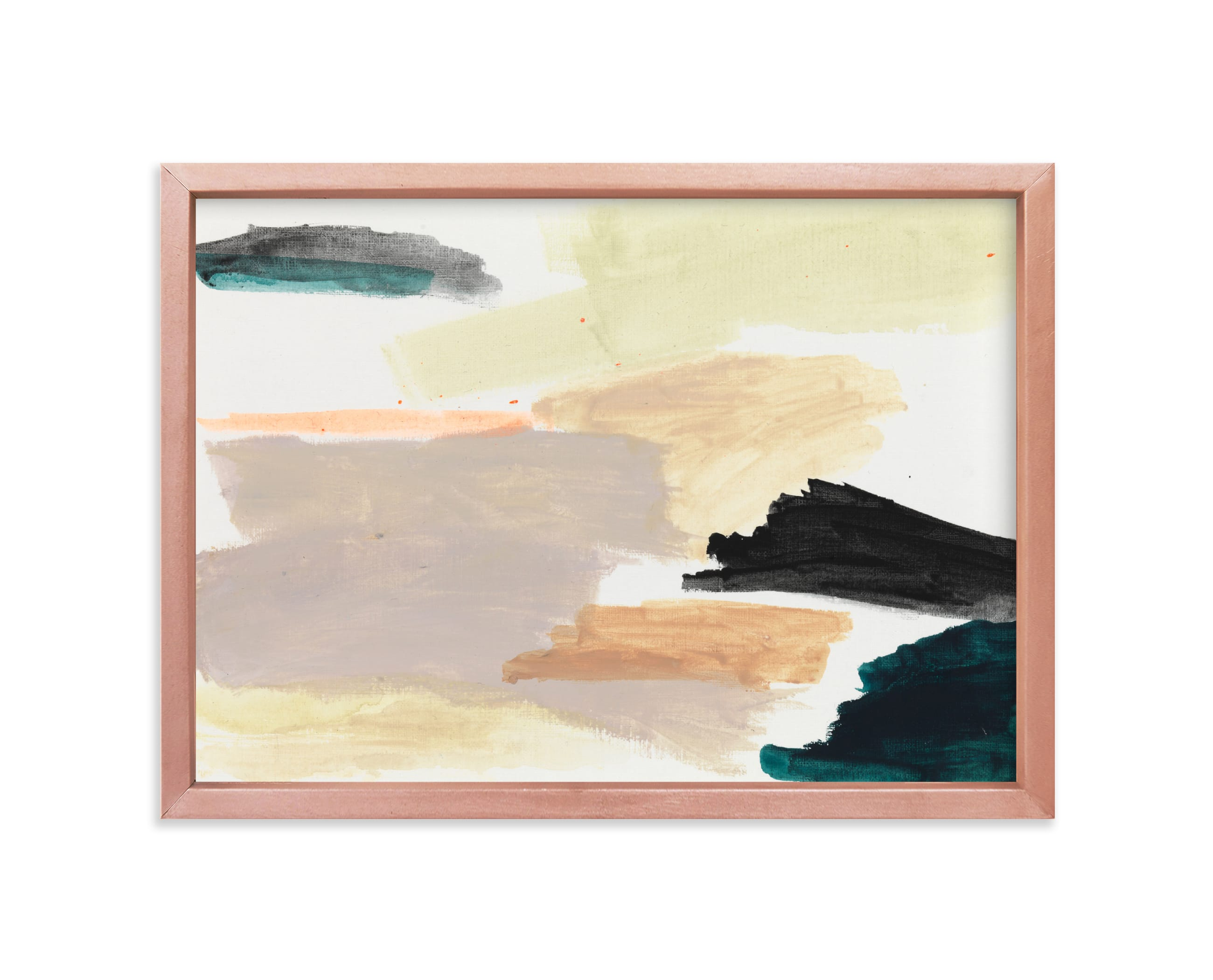 """Summer Skies"" - Limited Edition Art Print by Lauren Packard in beautiful frame options and a variety of sizes."