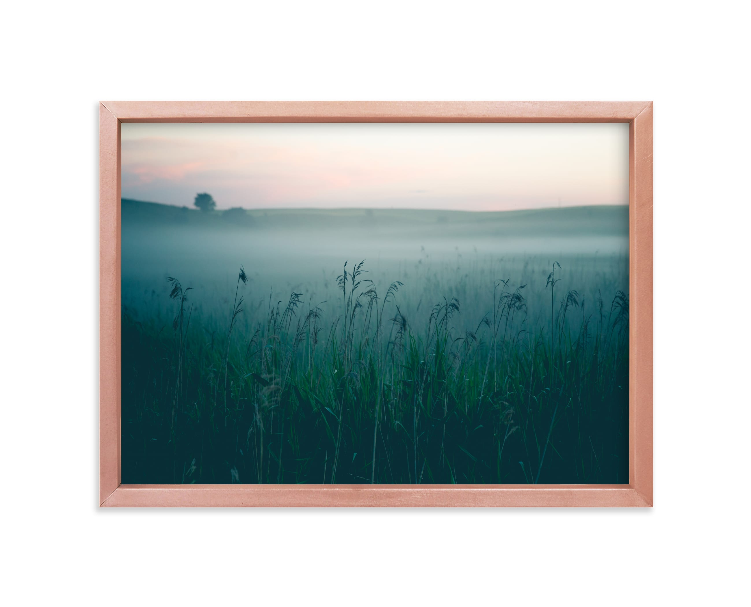 """GRASS"" - Limited Edition Art Print by Lying on the grass in beautiful frame options and a variety of sizes."