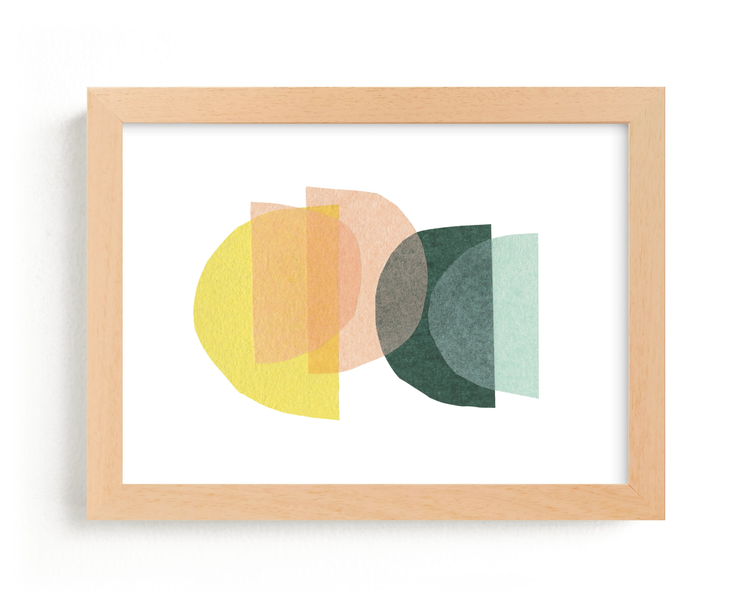 """paper melody"" - Limited Edition Art Print by Carrie Moradi in beautiful frame options and a variety of sizes."