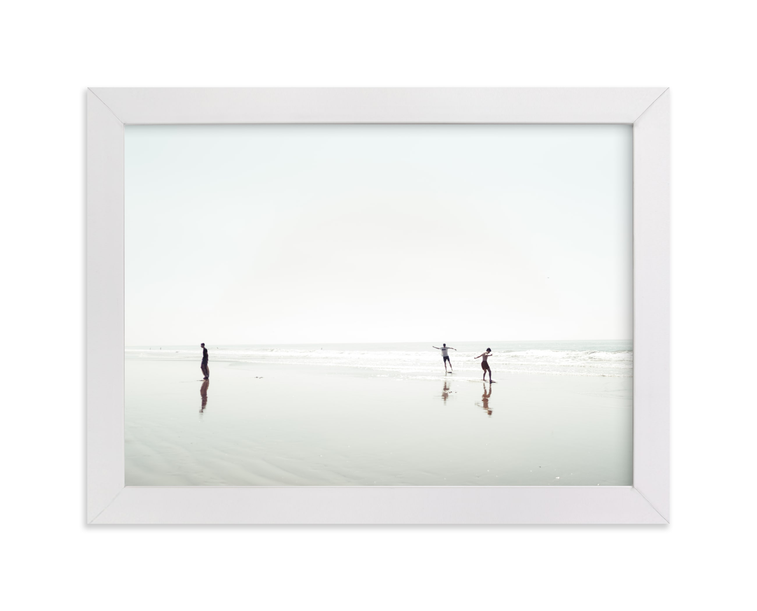 """""""Zuma 1"""" - Limited Edition Art Print by Kamala Nahas in beautiful frame options and a variety of sizes."""