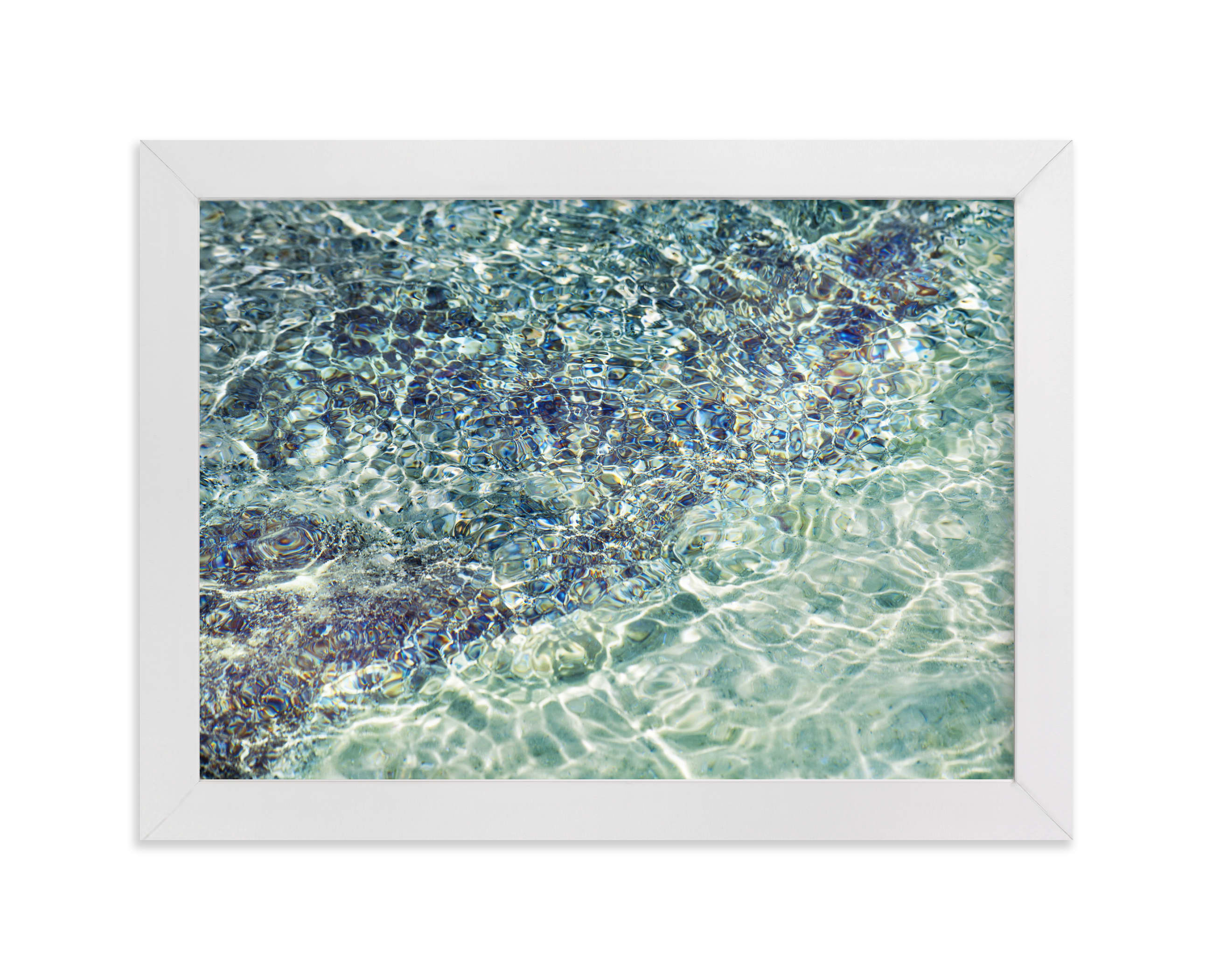 """""""Crystallize"""" - Limited Edition Art Print by Whitley Williams in beautiful frame options and a variety of sizes."""