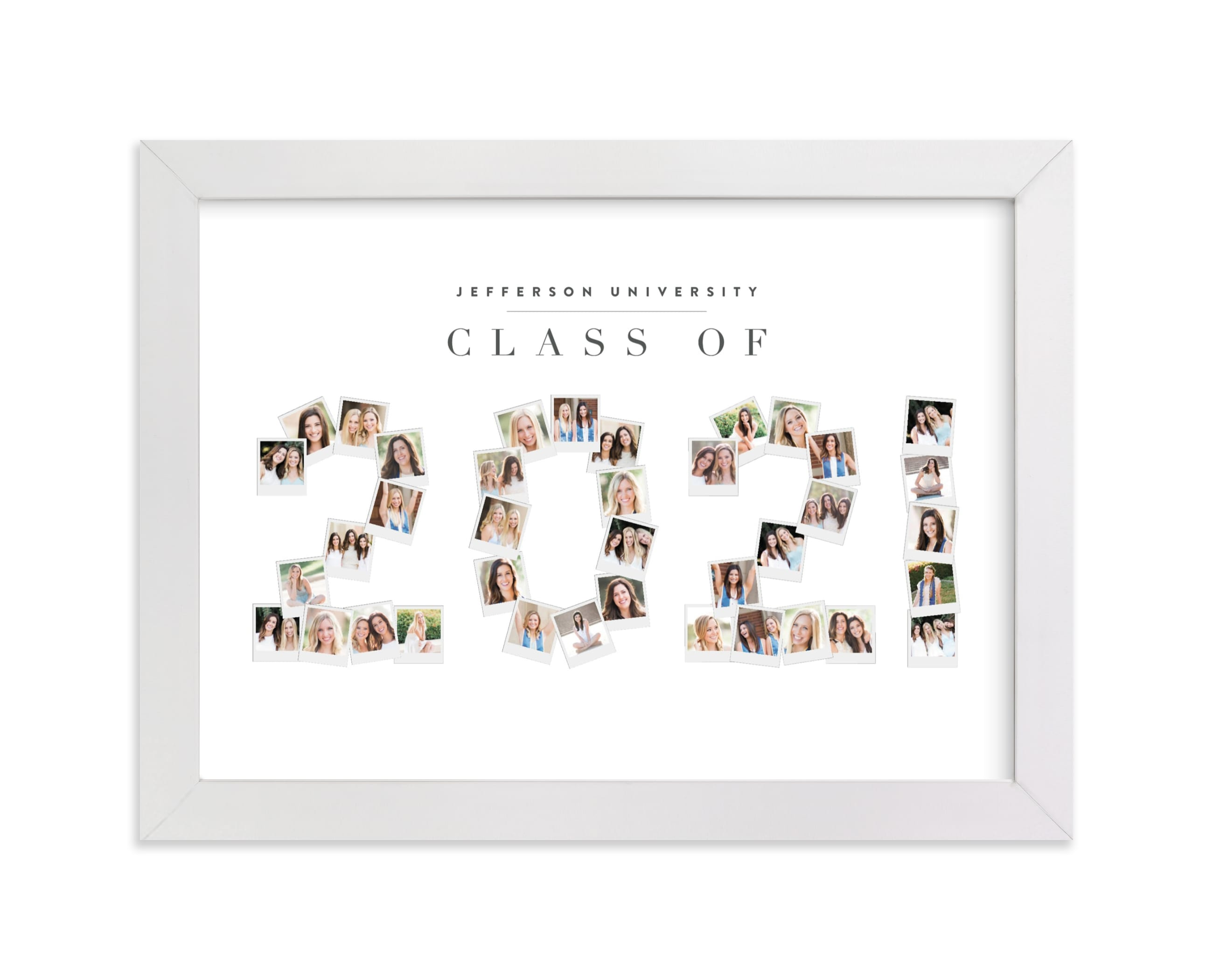 """""""The Years Flew By 2021"""" - Custom Photo Art Print by Carrie ONeal in beautiful frame options and a variety of sizes."""