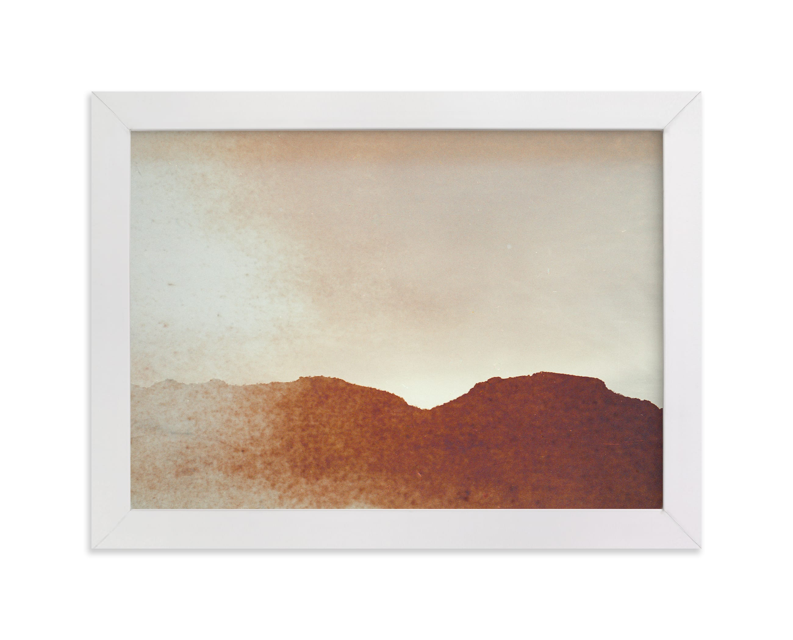 """big bend"" - Limited Edition Art Print by Sasquatch Mansfield in beautiful frame options and a variety of sizes."