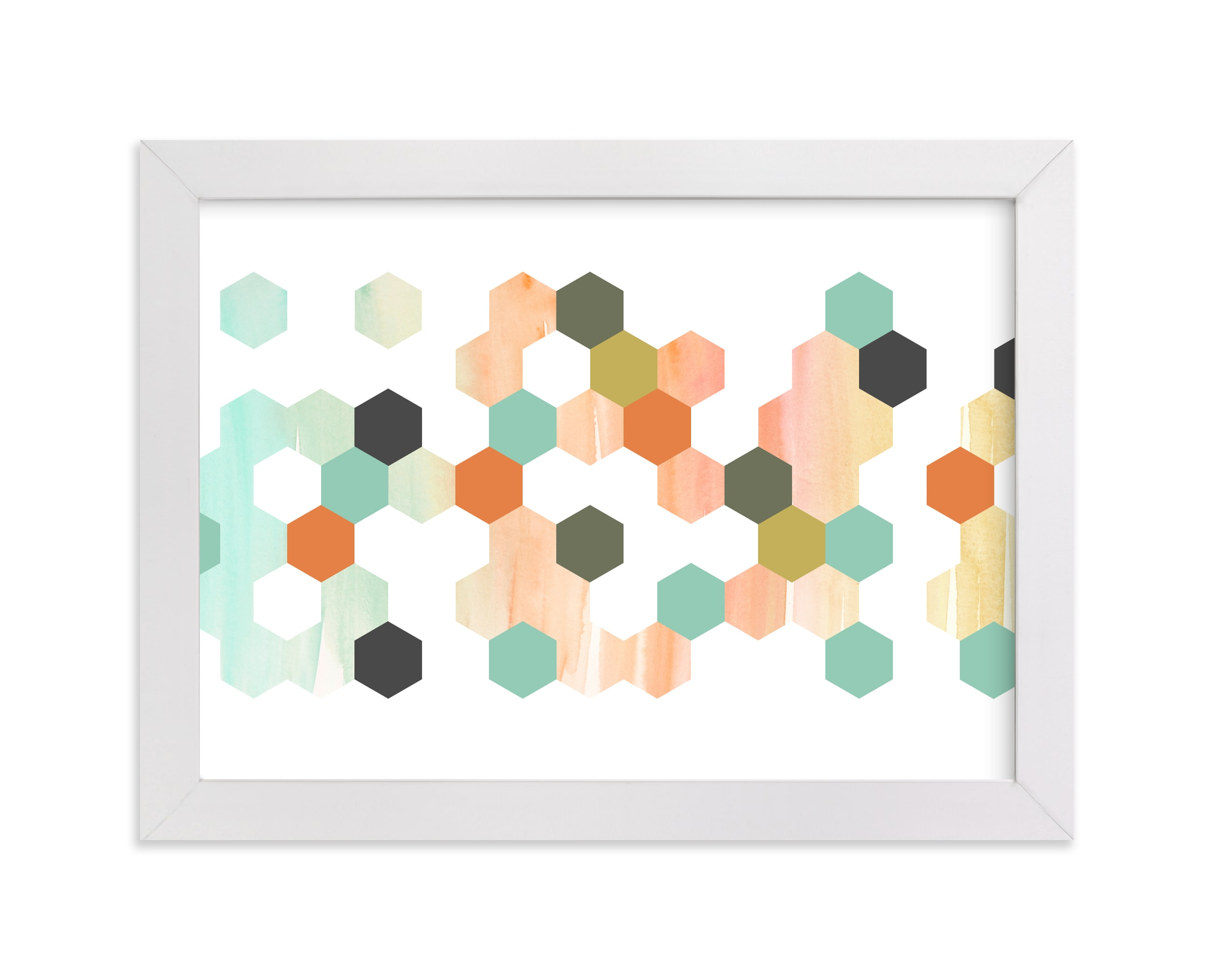"""""""Apertures No. 2"""" - Limited Edition Art Print by Genna Blackburn in beautiful frame options and a variety of sizes."""