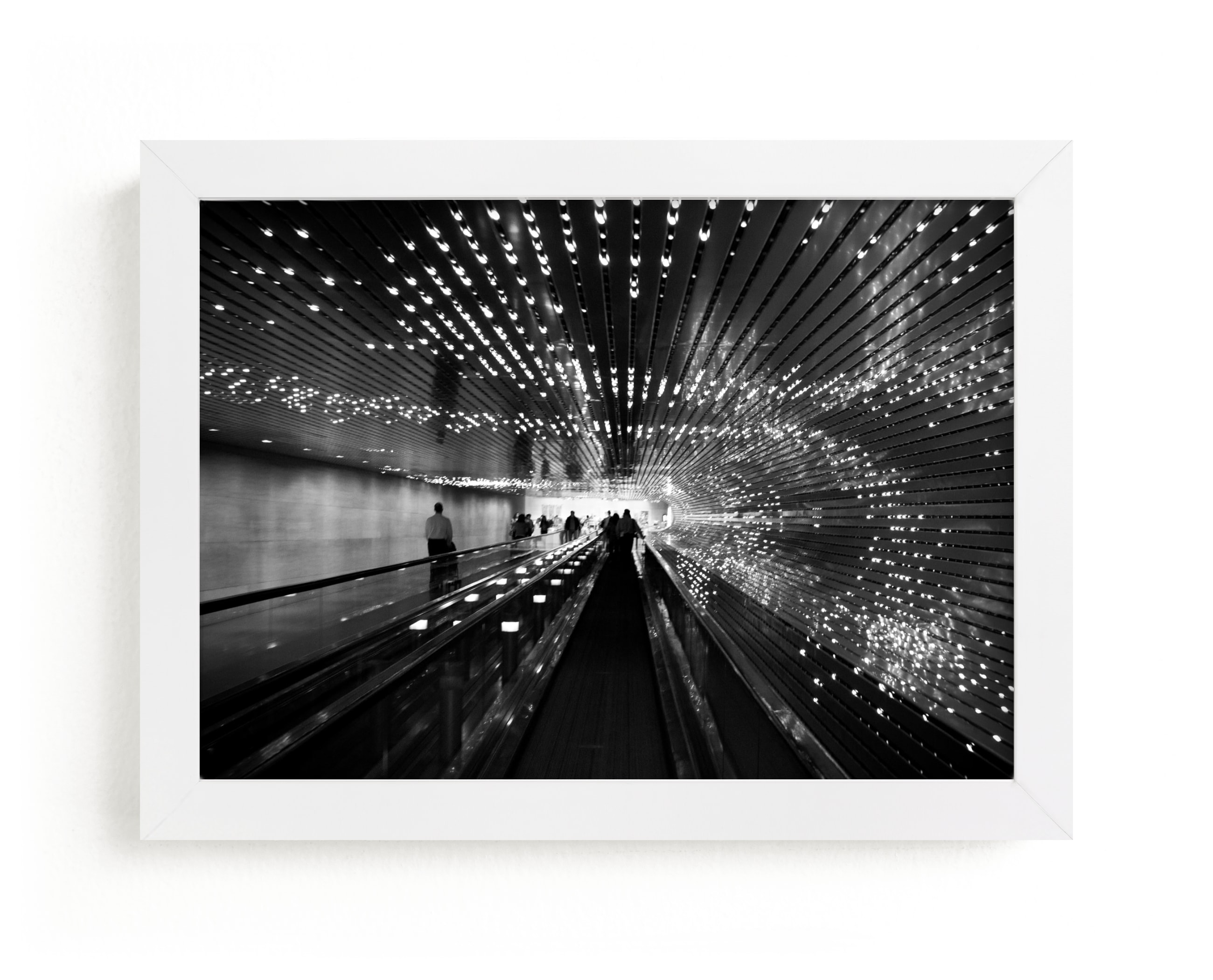 """Lighten-ing"" - Limited Edition Art Print by van tsao in beautiful frame options and a variety of sizes."