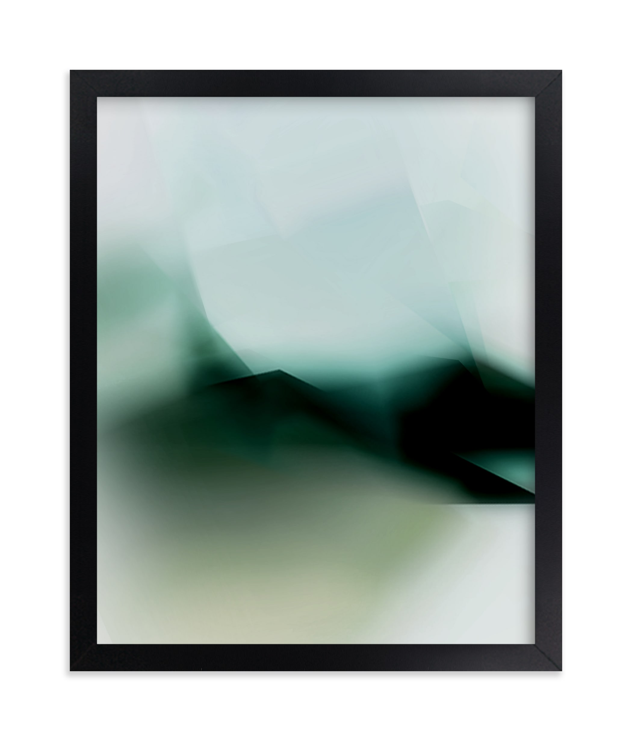 """""""Mountain"""" - Limited Edition Art Print by Lori Wemple in beautiful frame options and a variety of sizes."""