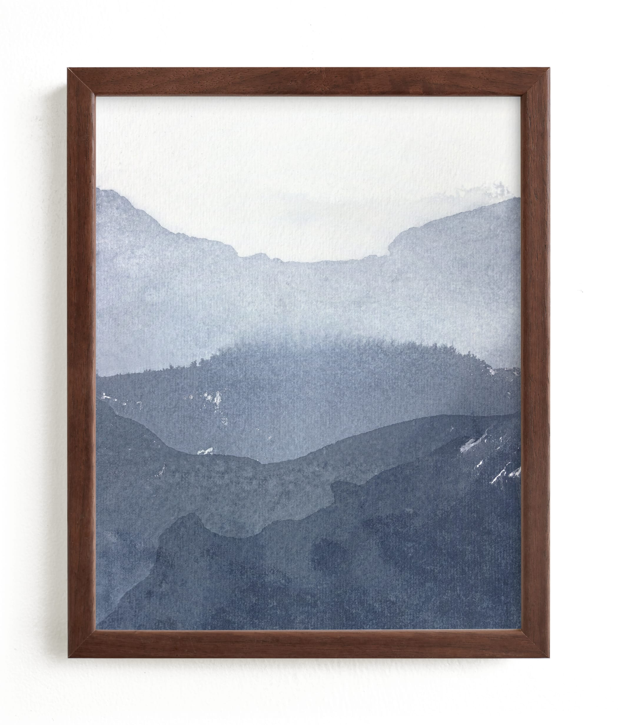 """""""Sacred Beginning No. 1"""" - Limited Edition Art Print by Julia Contacessi in beautiful frame options and a variety of sizes."""