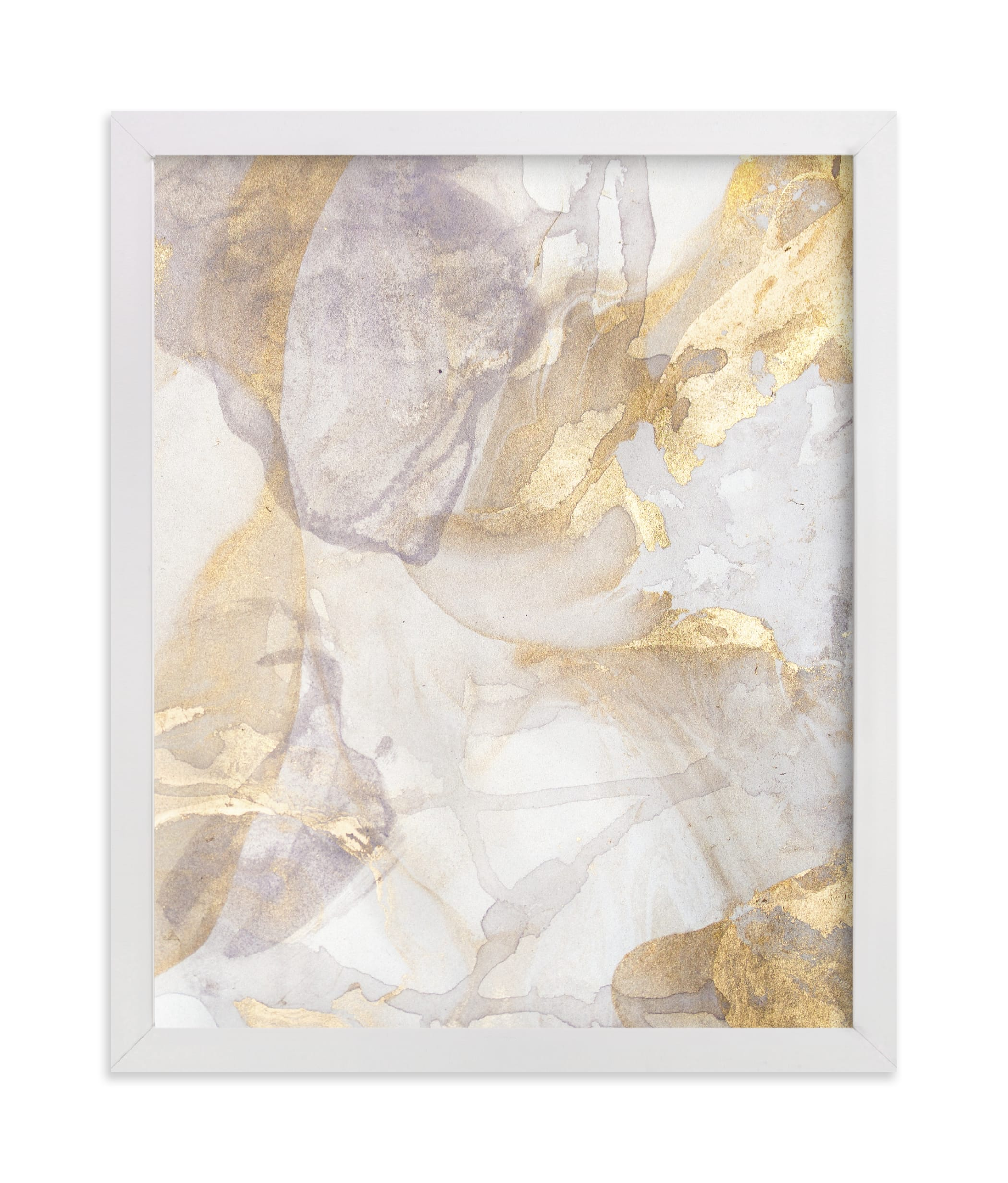 """""""Soft Shimmer No. 2"""" - Limited Edition Art Print by Julia Contacessi in beautiful frame options and a variety of sizes."""
